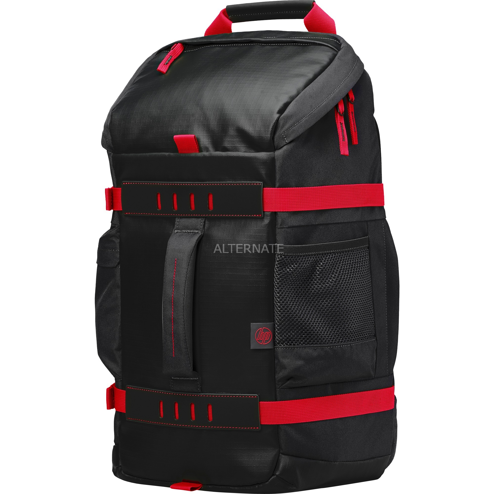 15.6 in Odyssey Red/Black Backpack, Mochila