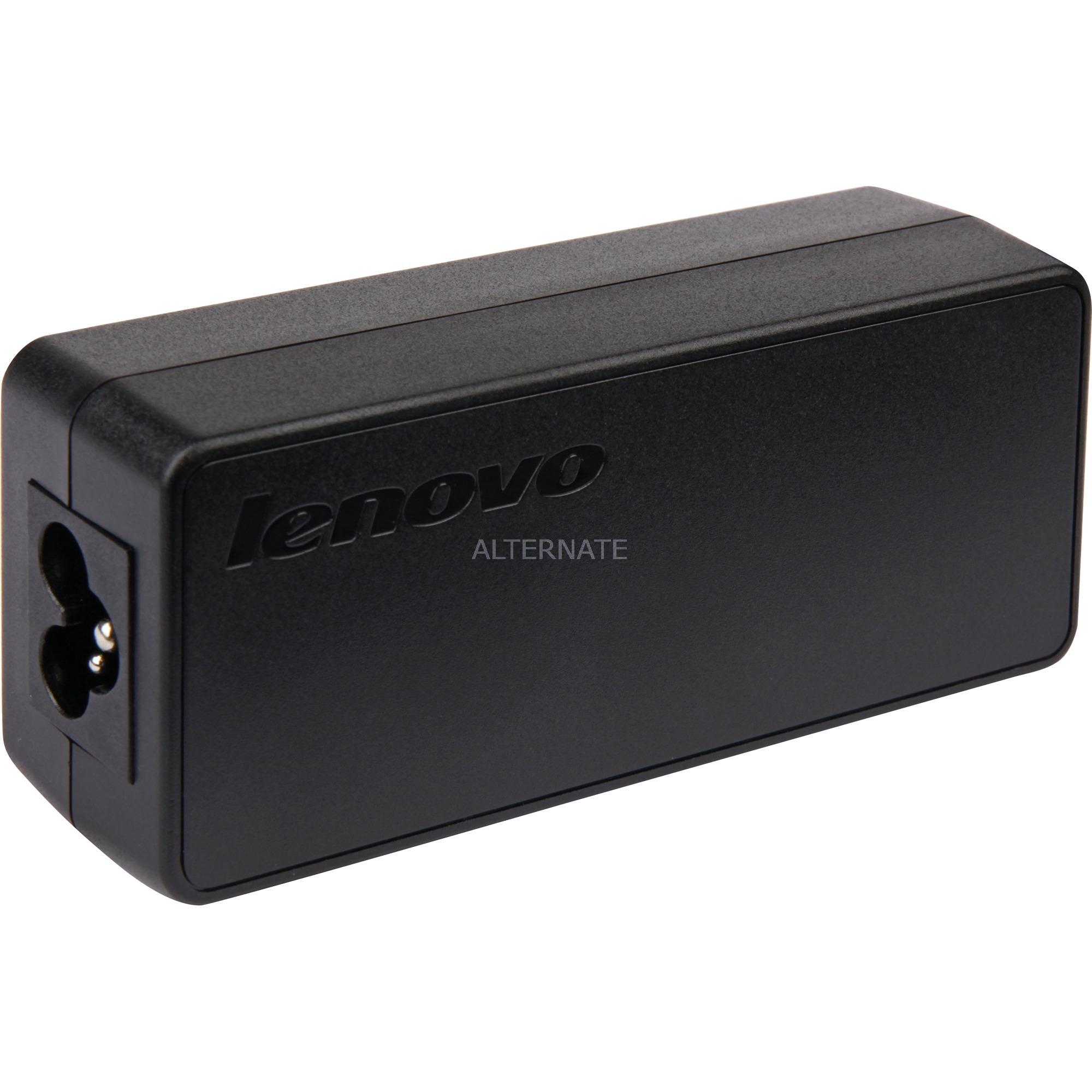 0A36262 adaptador e inversor de corriente 65 W Interior Negro, Fuente de alimentación