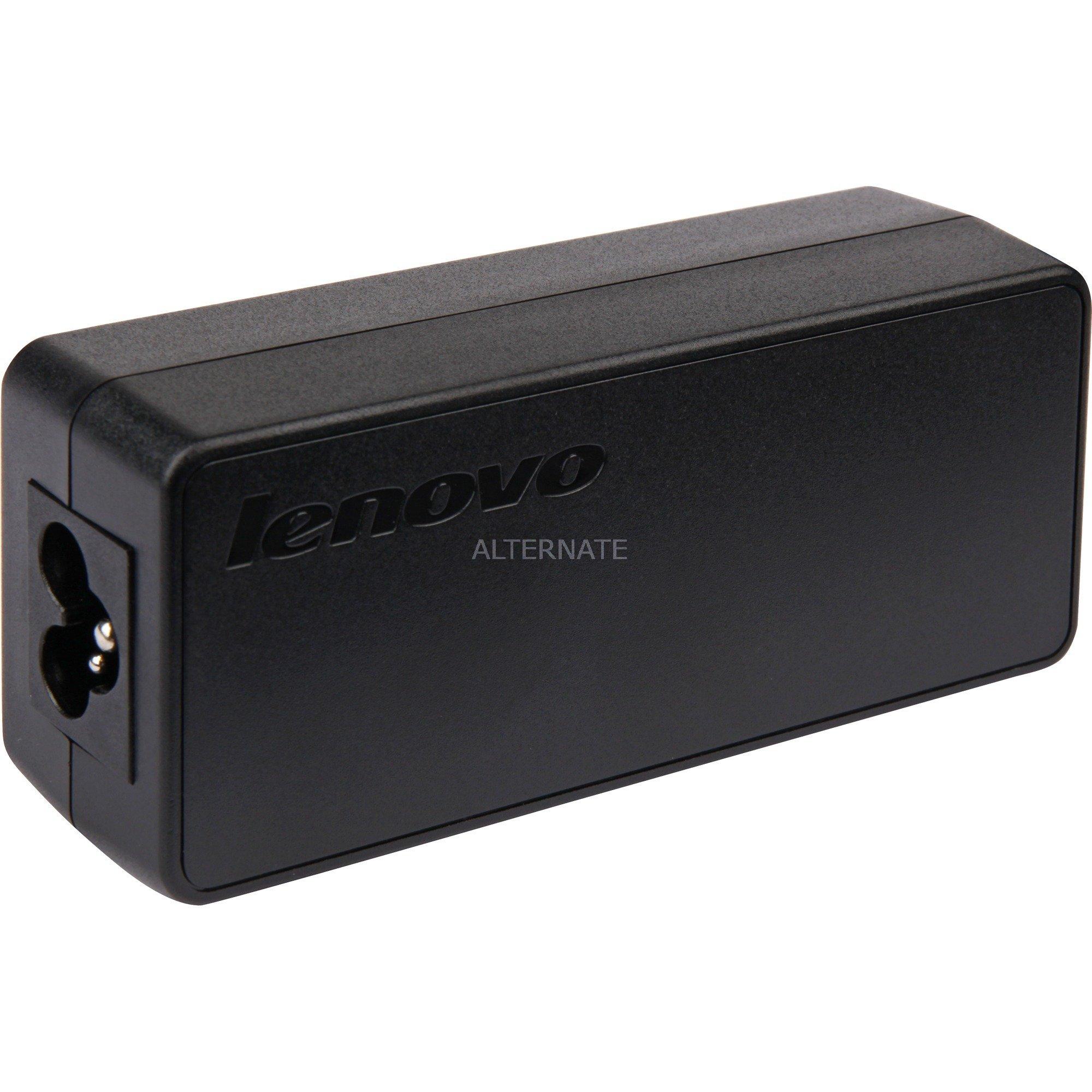 0A36262 adaptador e inversor de corriente Interior 65 W Negro, Fuente de alimentación