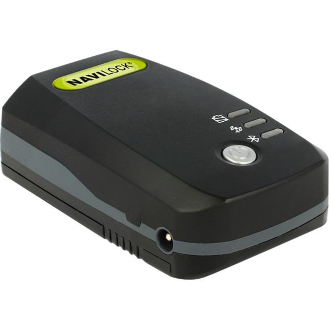 BT-821G módulo receptor gps Bluetooth 33 canales Negro