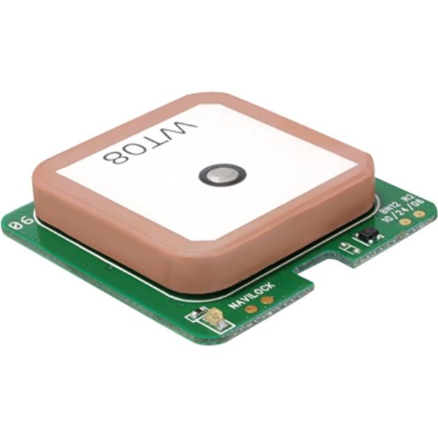 NL-651EUSB módulo receptor gps USB 50 canales Marrón, Blanco