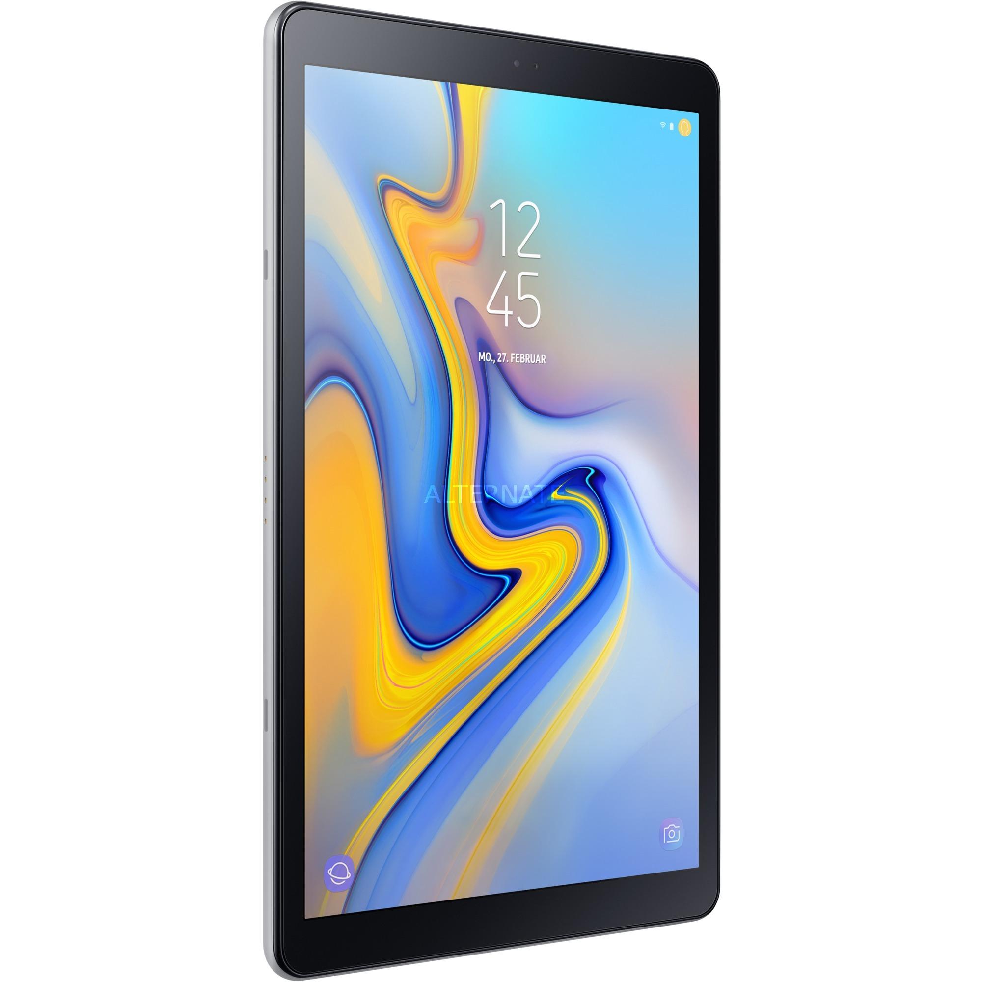 Galaxy Tab A (2018) SM-T590N tablet Qualcomm Snapdragon 32 GB Gris, Tablet PC