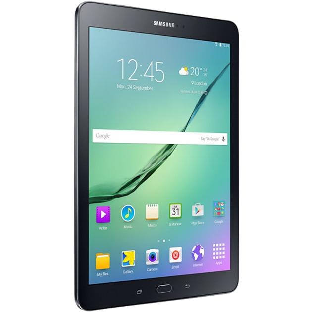 Galaxy Tab S2 SM-T813N tablet Qualcomm Snapdragon APQ8076 32 GB Negro, Tablet PC