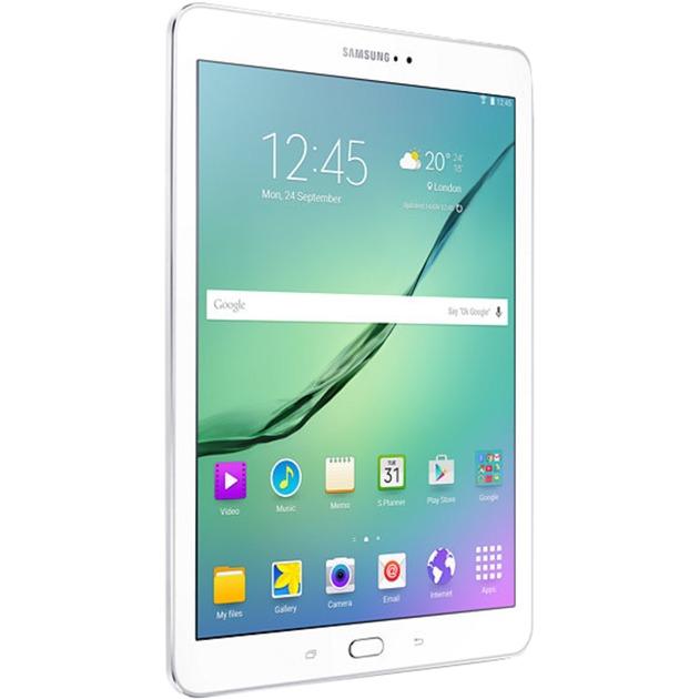 Galaxy Tab S2 SM-T813 tablet Qualcomm Snapdragon APQ8076 32 GB Blanco, Tablet PC