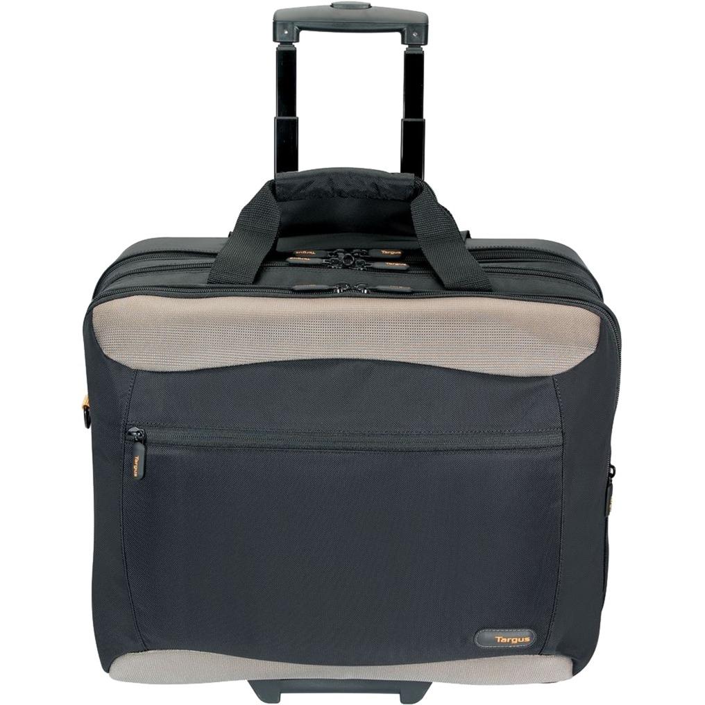 16 - 17.3 inch / 40.6 - 43.9cm XL City.Gear Rolling Laptop Case, Carretilla