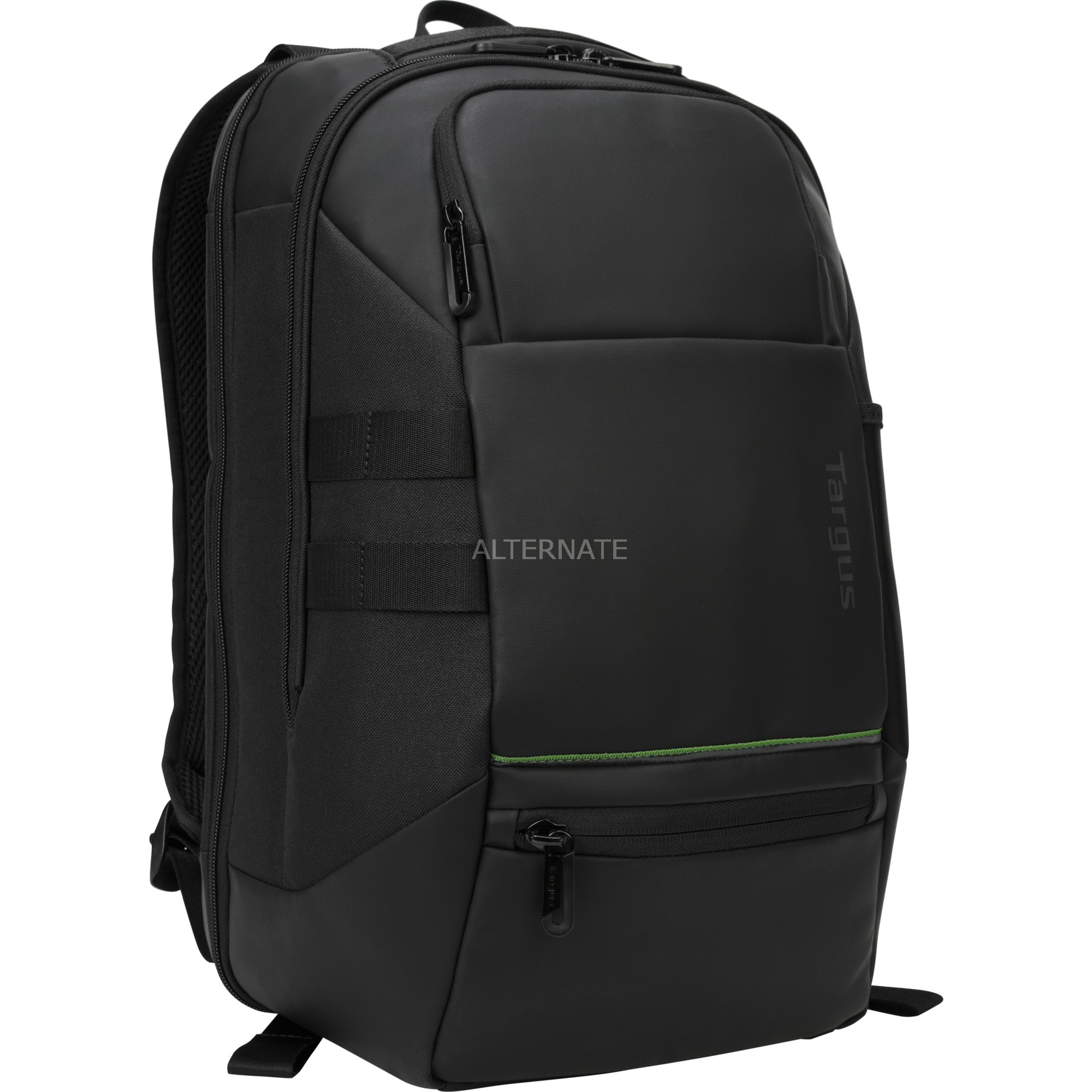 "Balance EcoSmart 14"" maletines para portátil 35,6 cm (14"") Mochila Negro"