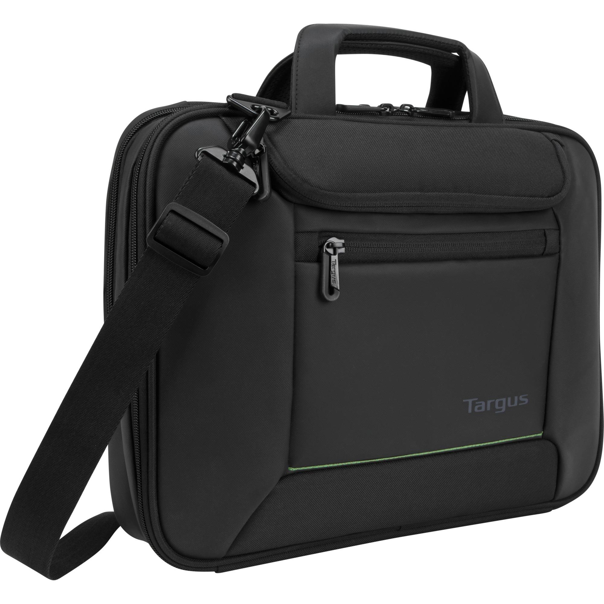 """Balance Ecosmart 14"""" maletines para portátil 35,6 cm (14"""") Maletín Negro"""