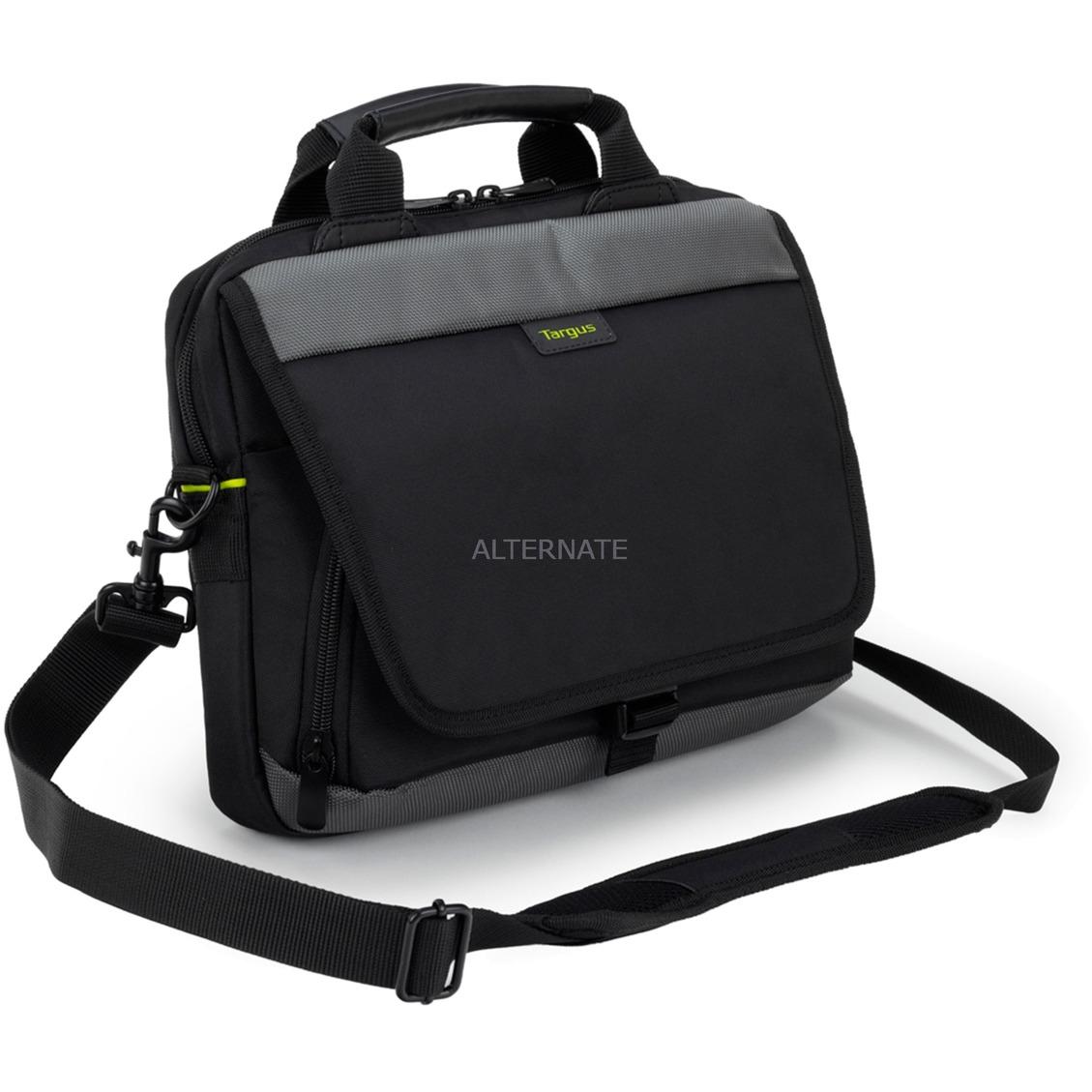 """CityGear maletines para portátil 29,5 cm (11.6"""") Bandolera Negro, Bolsa"""