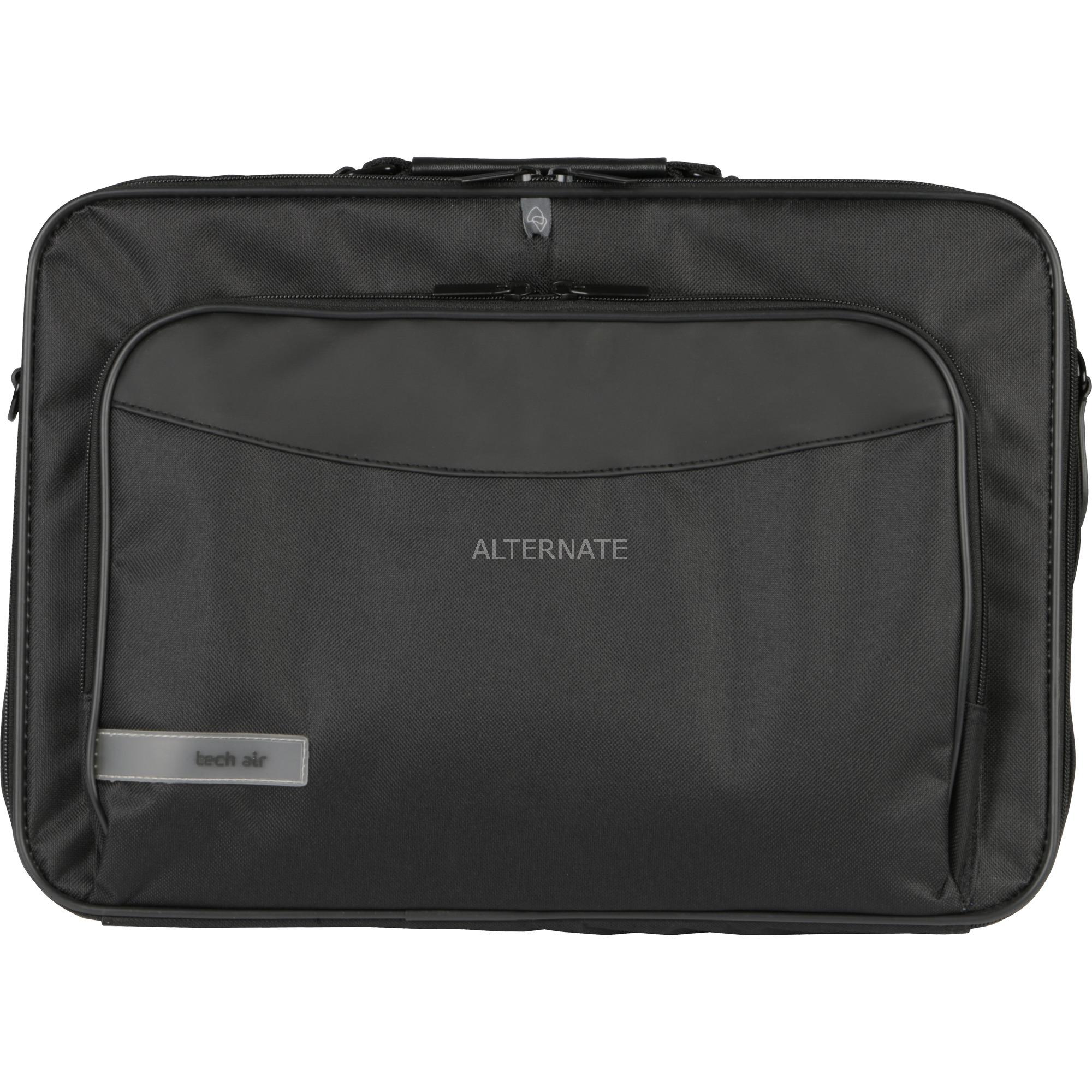 "ATCN20BRv5 39,6 cm (15.6"") Maletín Negro, Bolsa"
