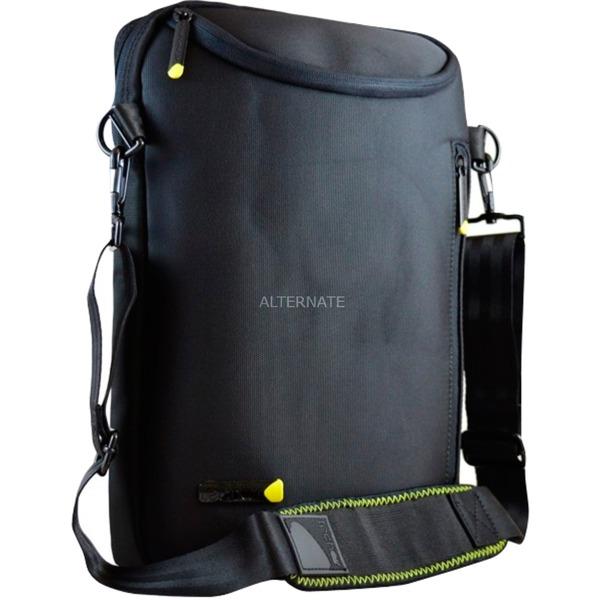 "TAUBP005V2 maletines para portátil 33,8 cm (13.3"") Toploader bag Negro, Bolsa"