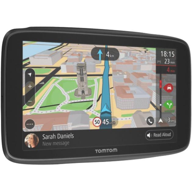 """GO 5200 navegador 12,7 cm (5"""") Pantalla táctil Fijo Negro, Gris, Sistema de navegación"""
