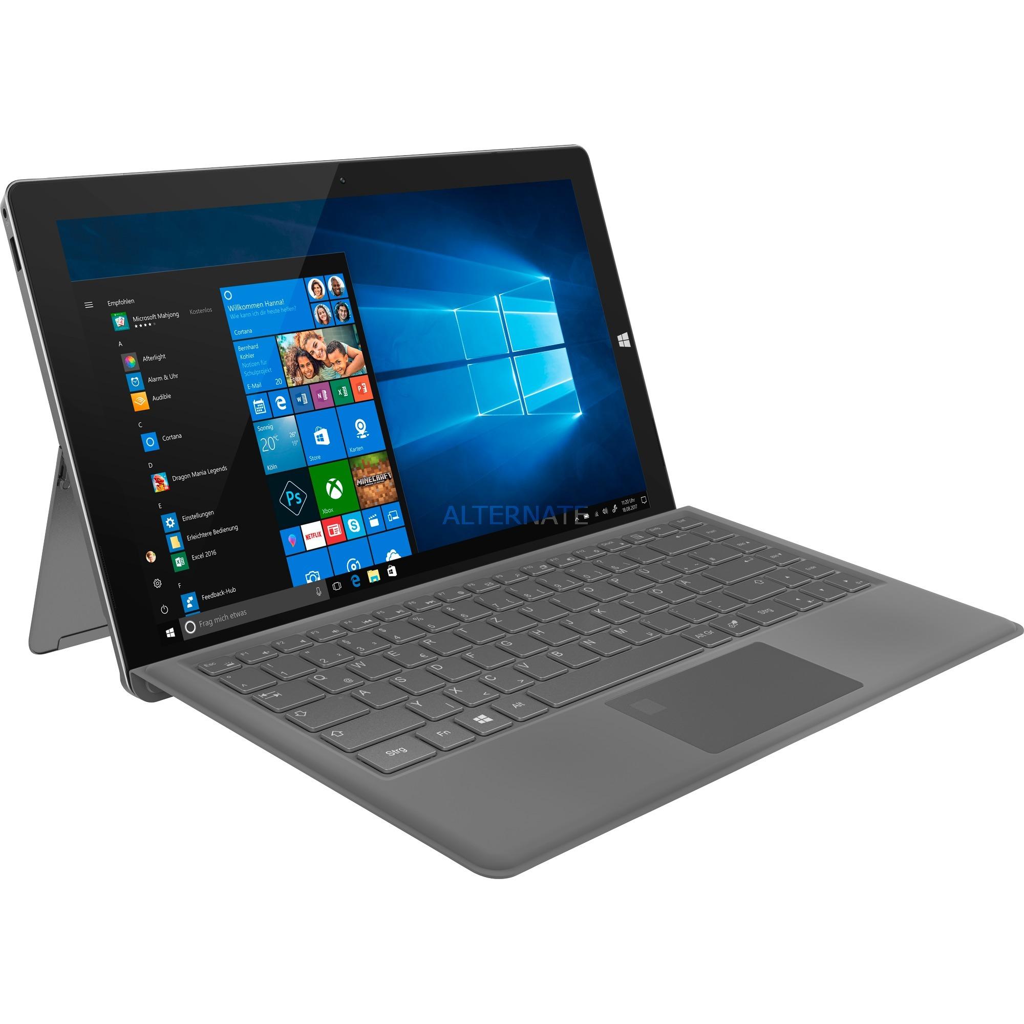 Primetab T13b-CO tablet Intel Celeron N3350 64 GB Negro, Tablet PC