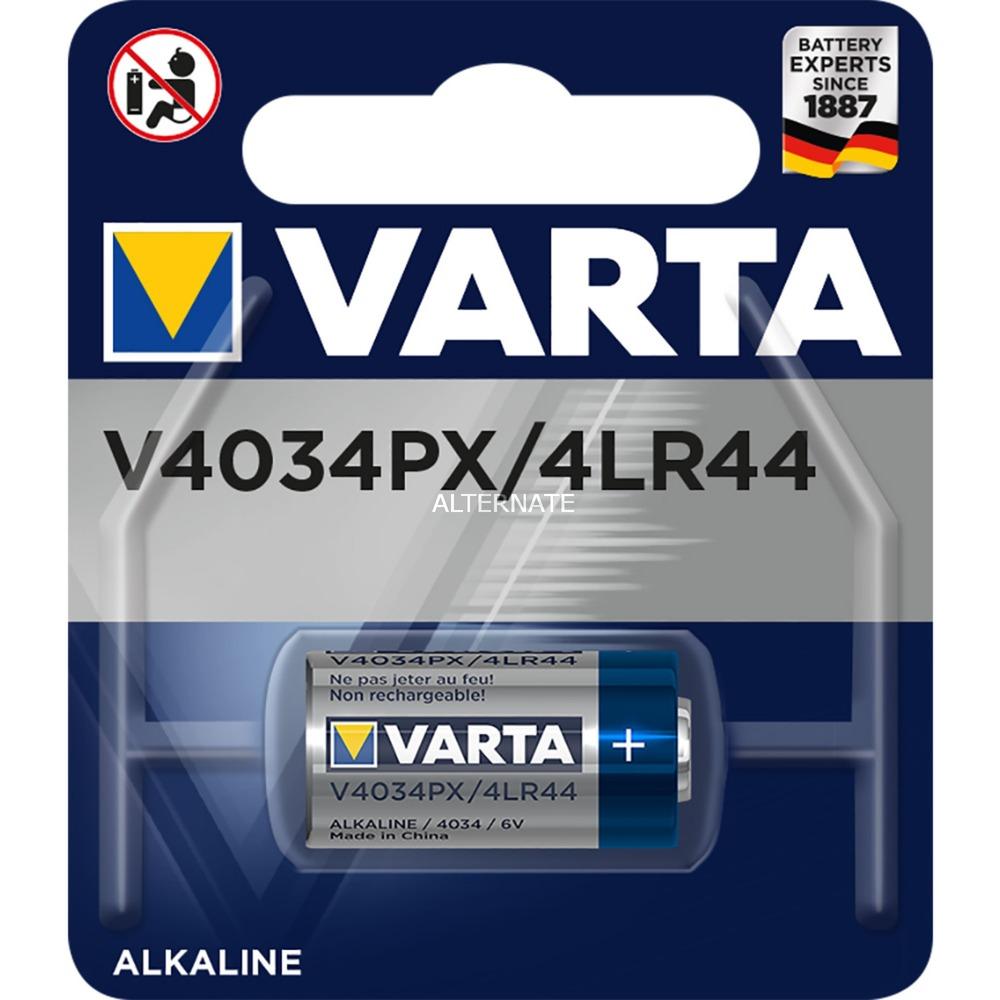 -4001 Pilas domésticas, Batería
