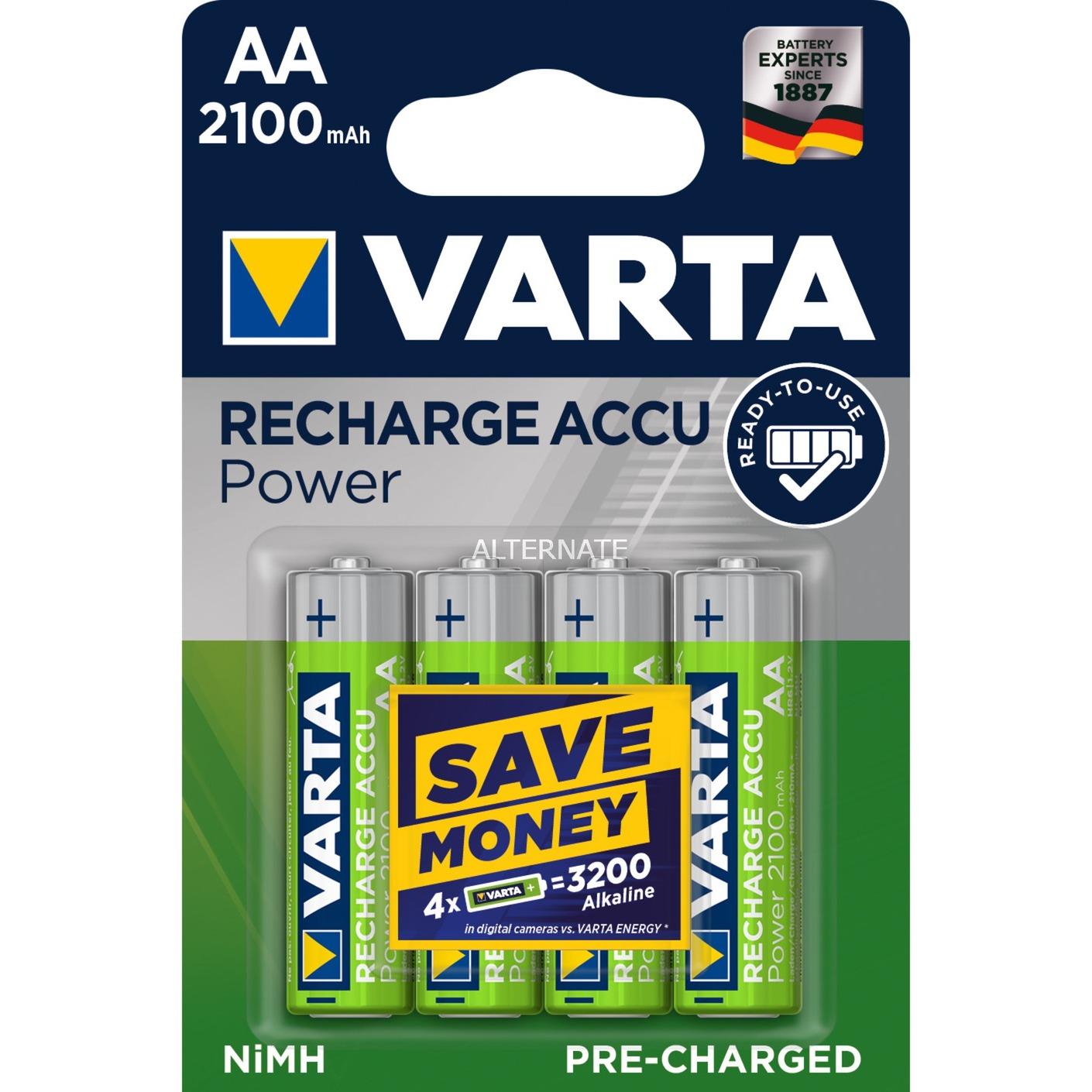 -56706B Baterías recargables