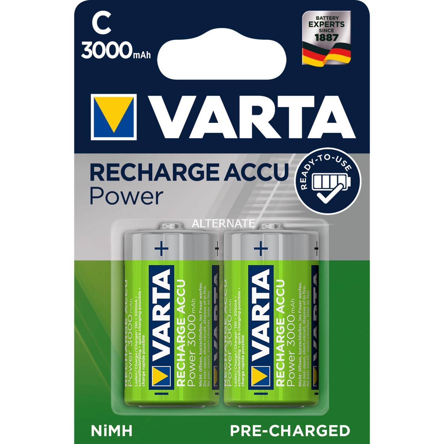 -56714B Baterías recargables