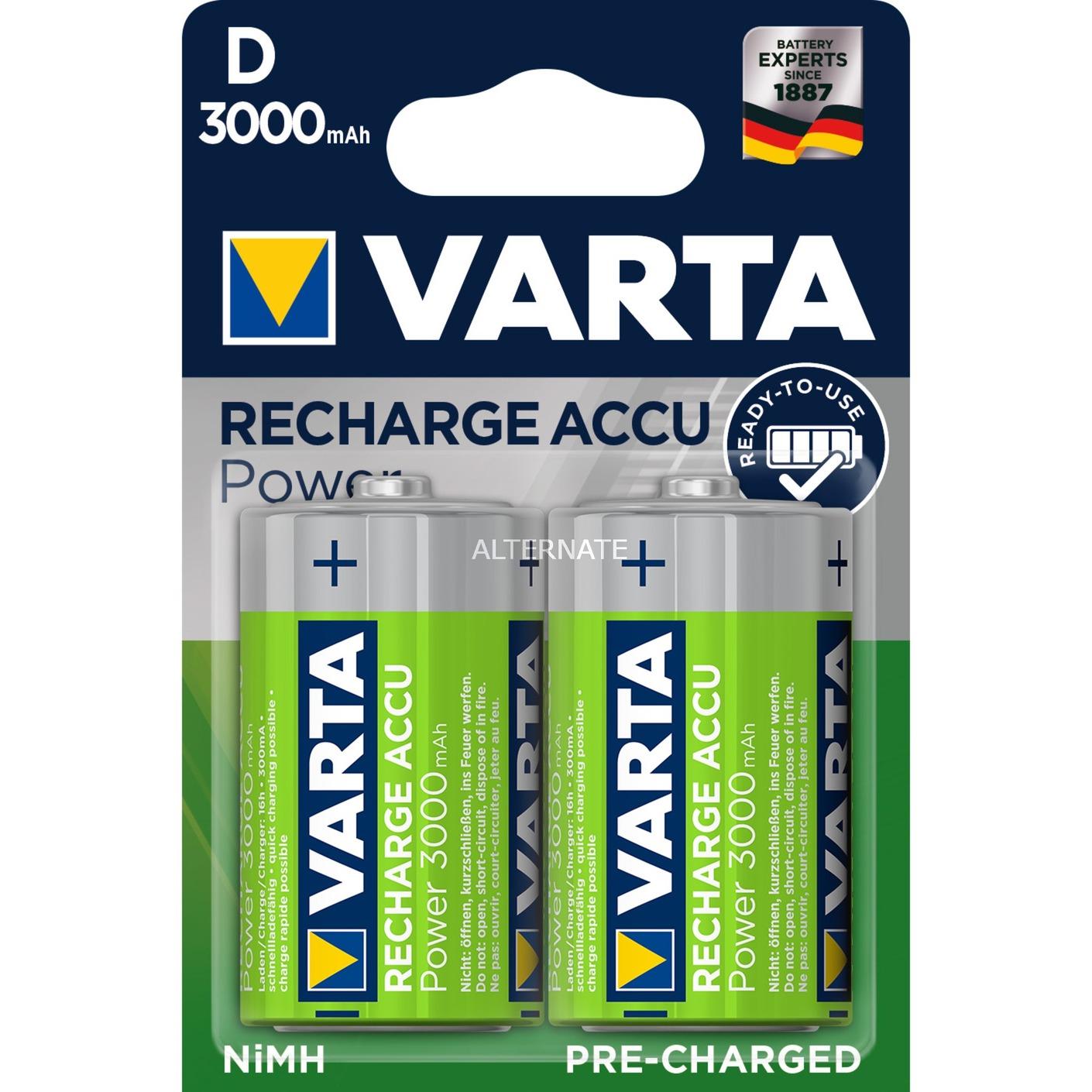 -56720B Baterías recargables