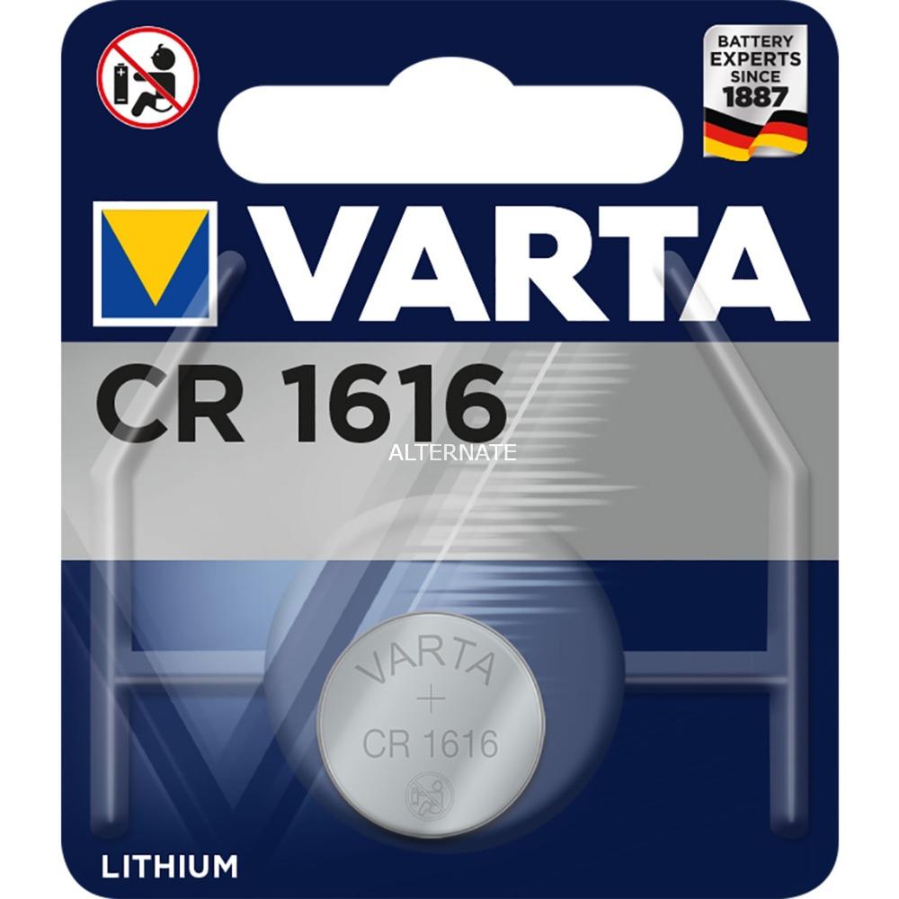 -CR1616 batería no-recargable