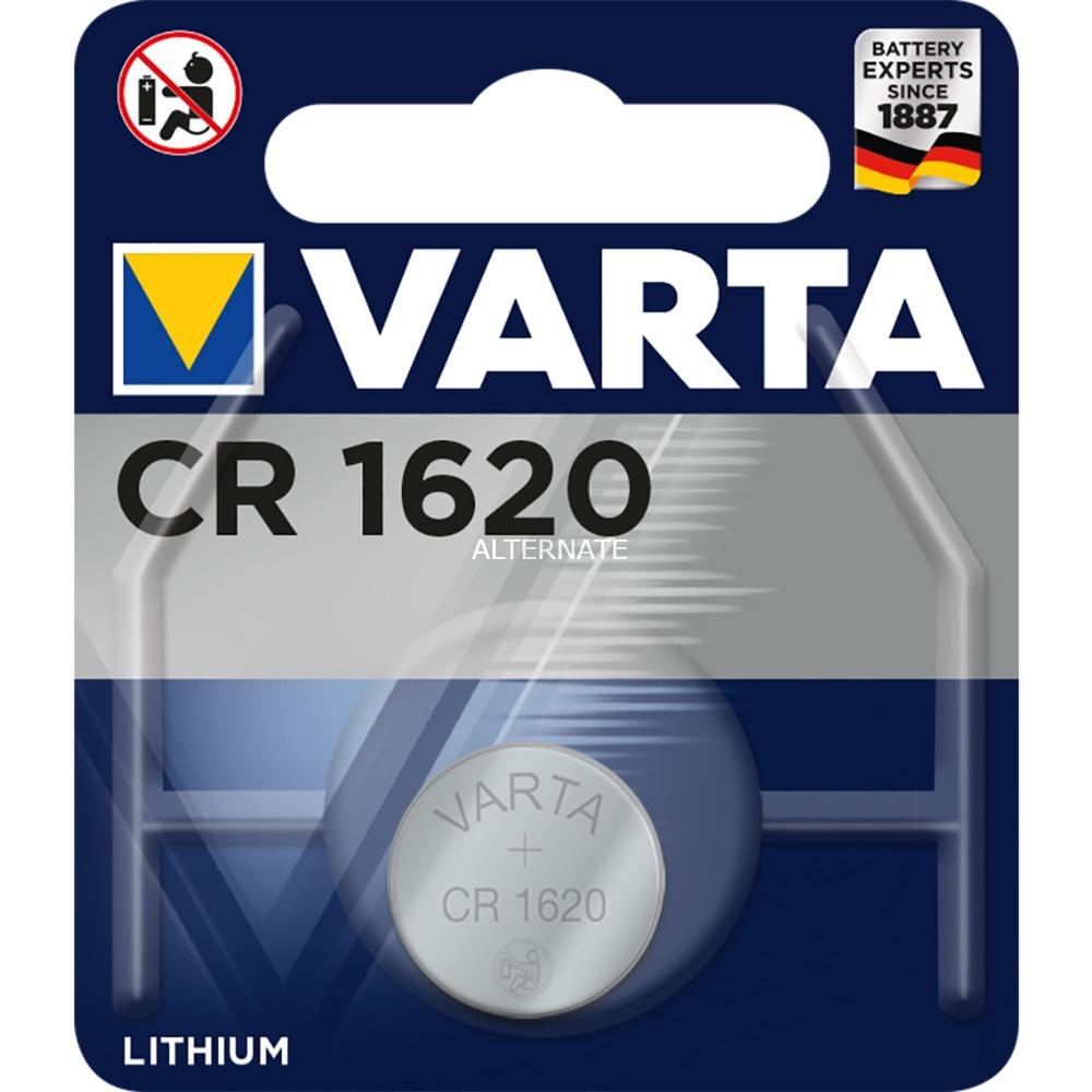 -CR1620 Pilas domésticas, Batería