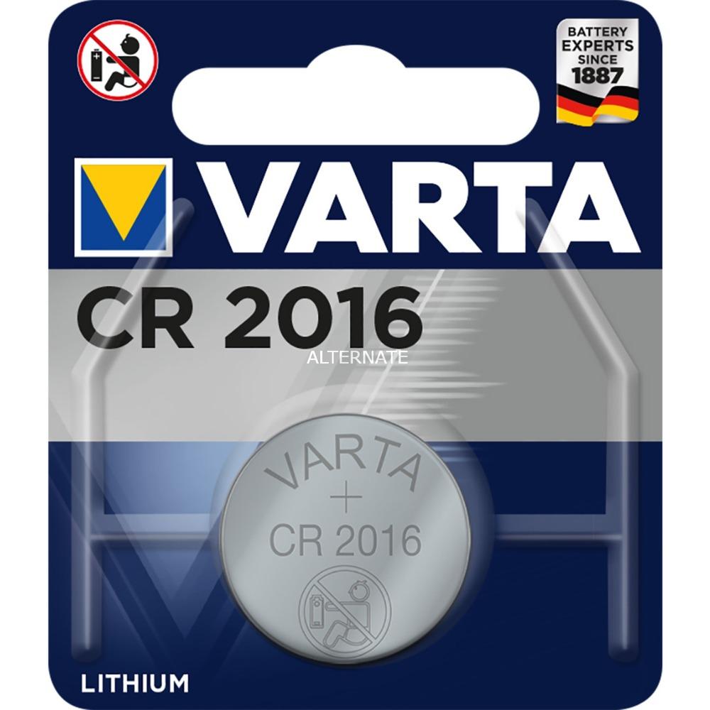 -CR2016 Baterías no-recargables