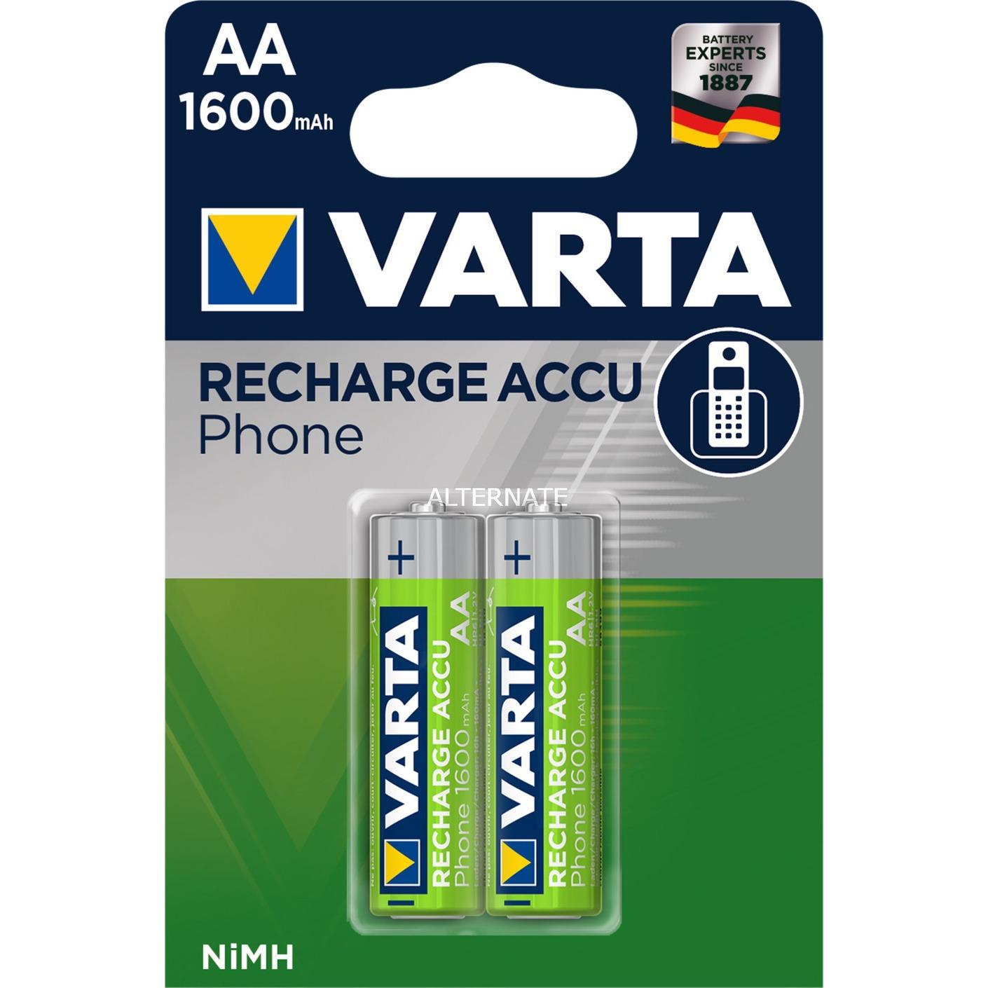-T399B Baterías recargables