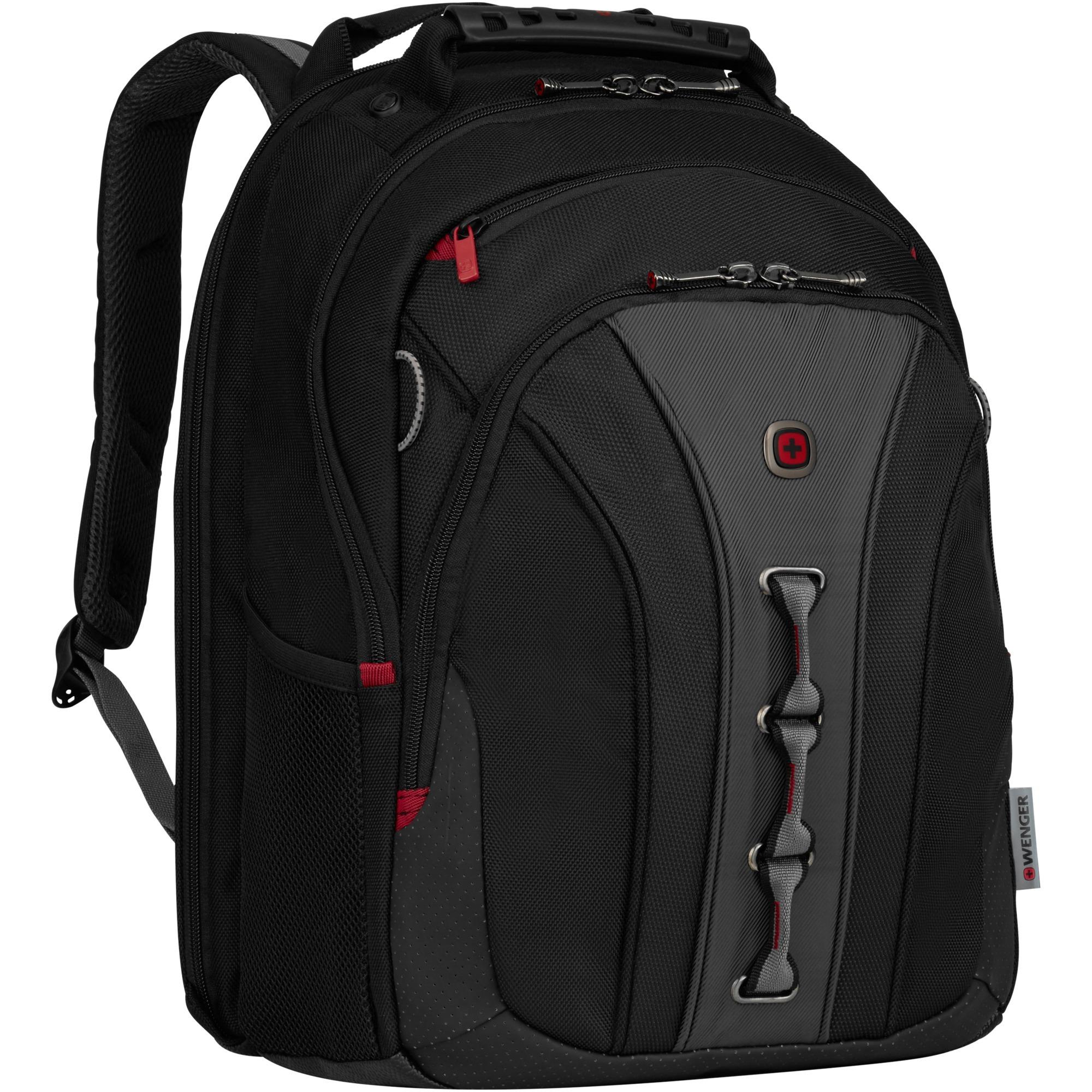 "600631 maletines para portátil 40,6 cm (16"") Funda tipo mochila Negro"