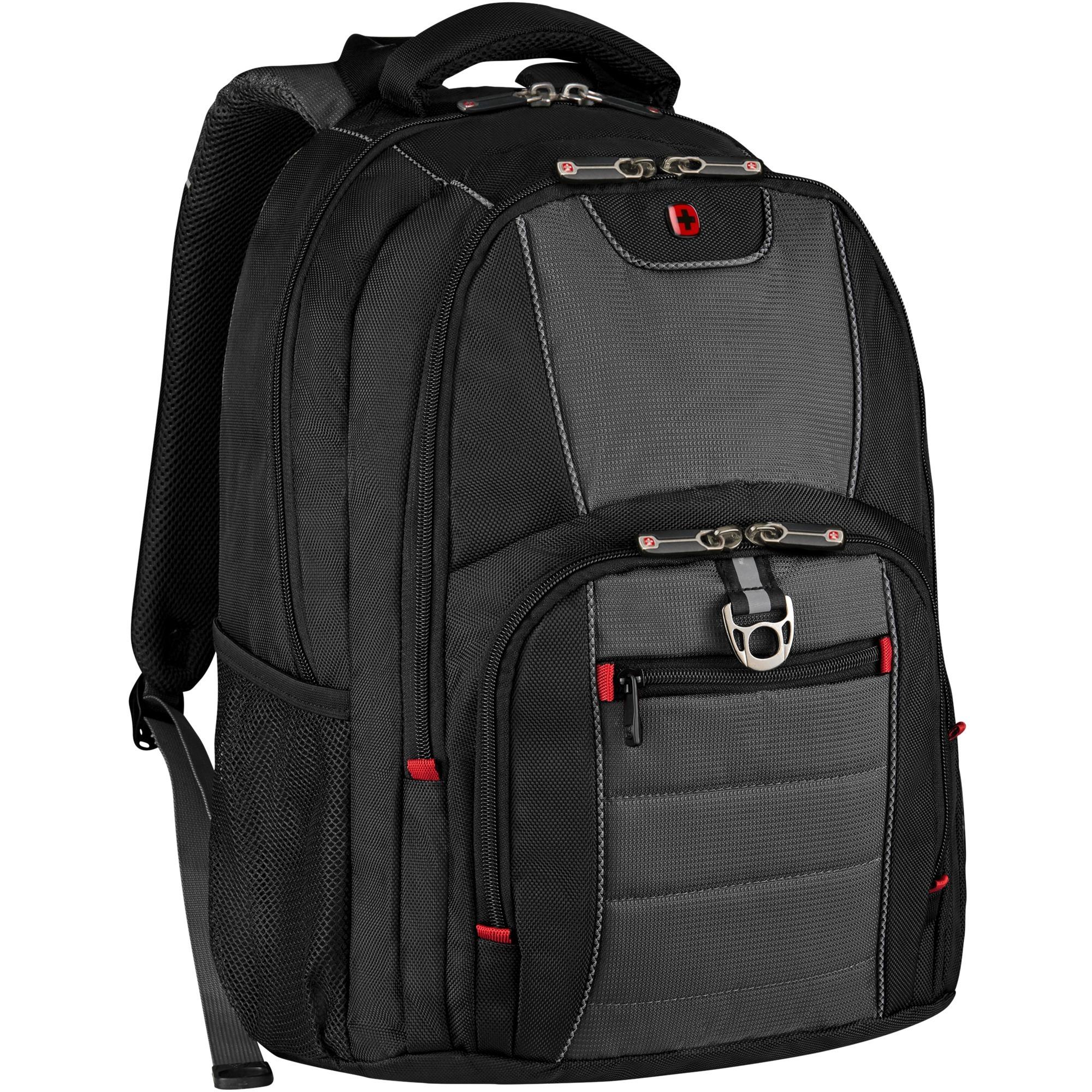 """600633 16"""" Mochila Negro maletines para portátil"""