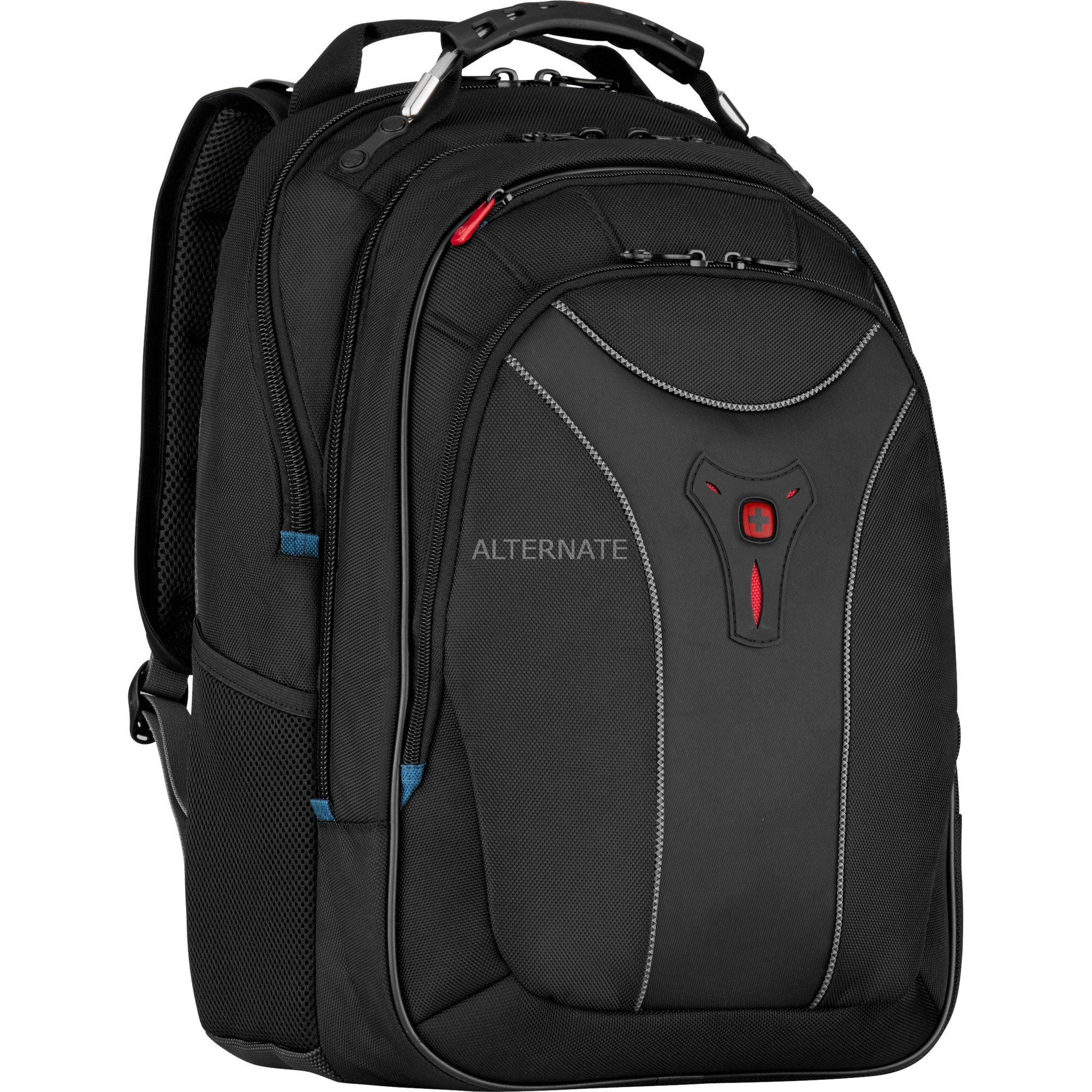 "600637 maletines para portátil 43,2 cm (17"") Mochila para tablet Negro"