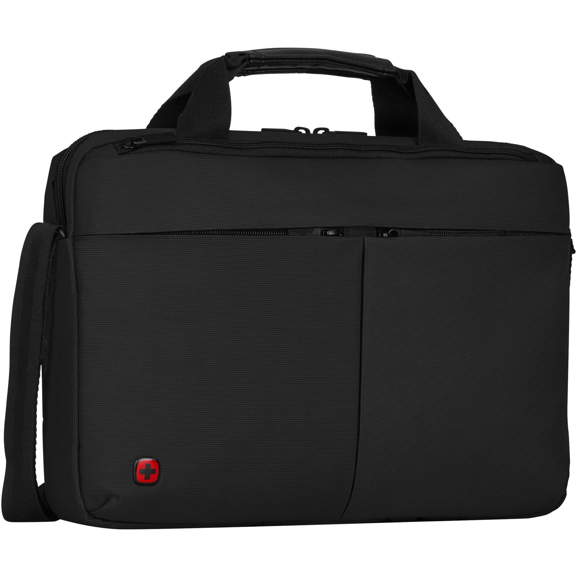 "Format 14 maletines para portátil 35,6 cm (14"") Maletín Negro, Bolsa"