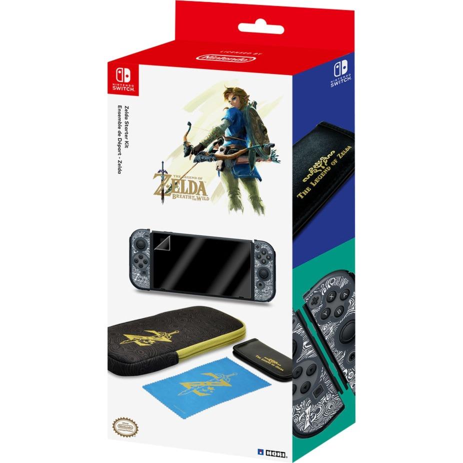 Zelda Starter Kit Switch, Bolsa