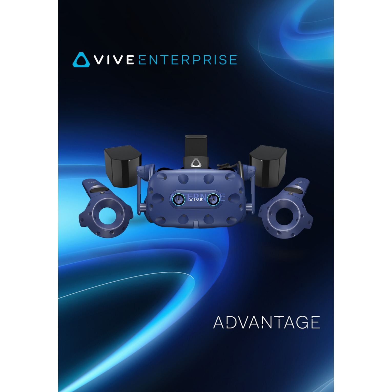 Vive Advantage Pack Pro Eye, Licencia