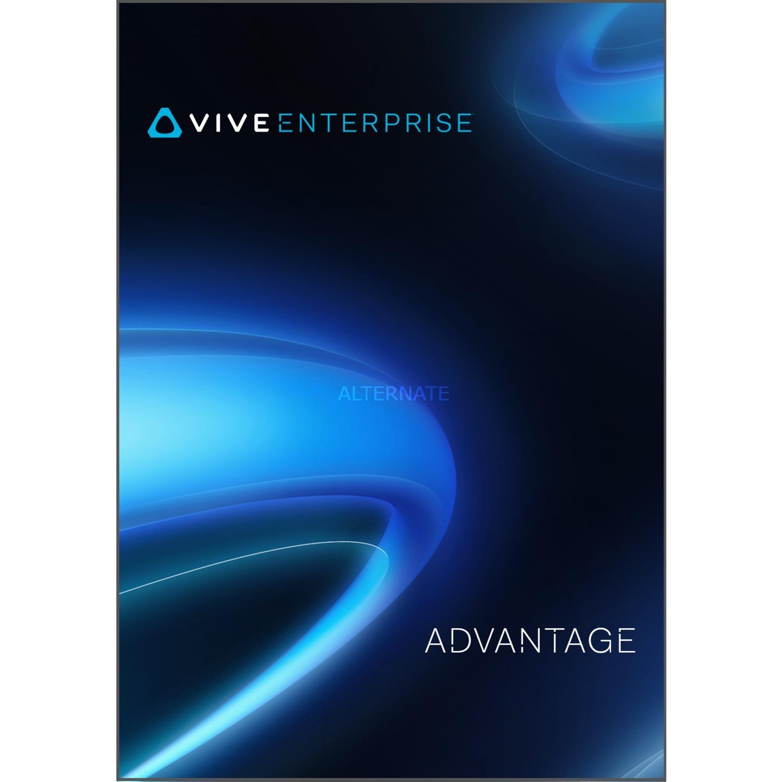 Vive Advantage Pack, Licencia