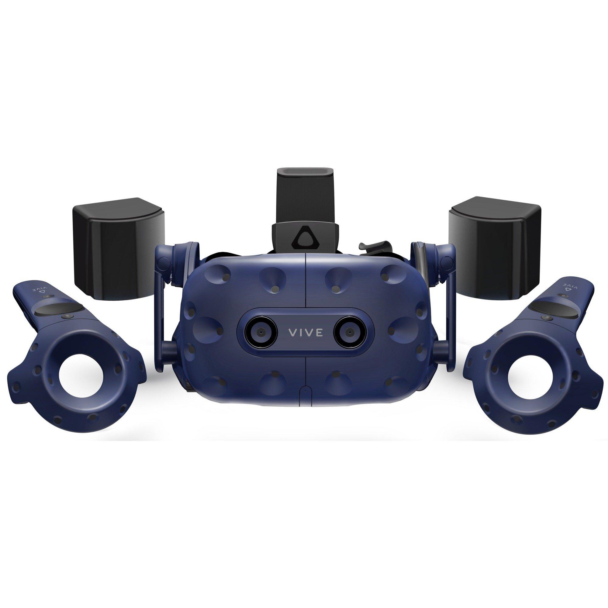 Vive Pro Full Kit, Gafas de Realidad Virtual (VR)