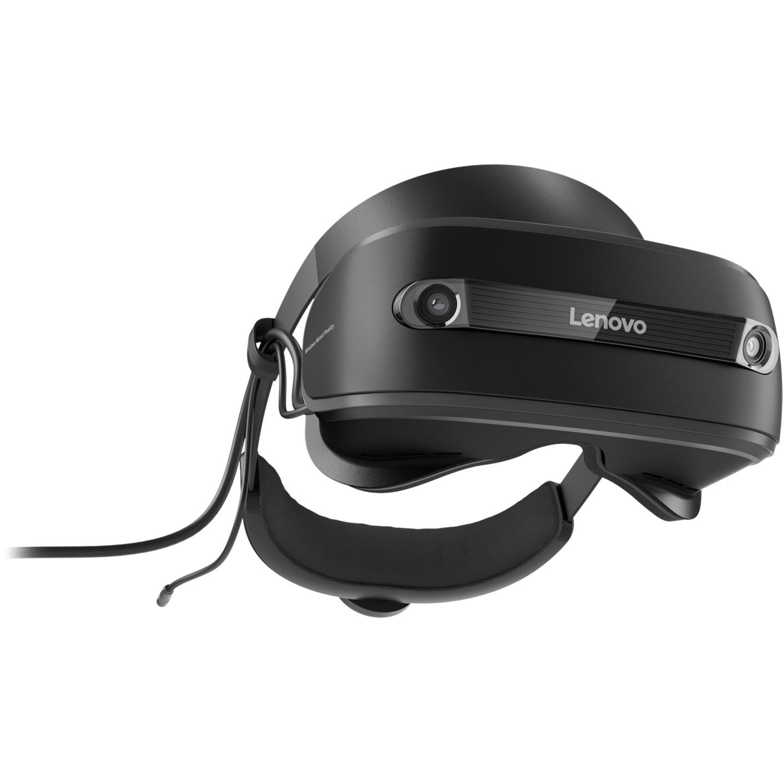 G0A20002WW dispositivo de visualización montado en un casco Pantalla con montura para sujetar en la cabeza Negro 380 g, Gafas de Realidad Virtual (VR)