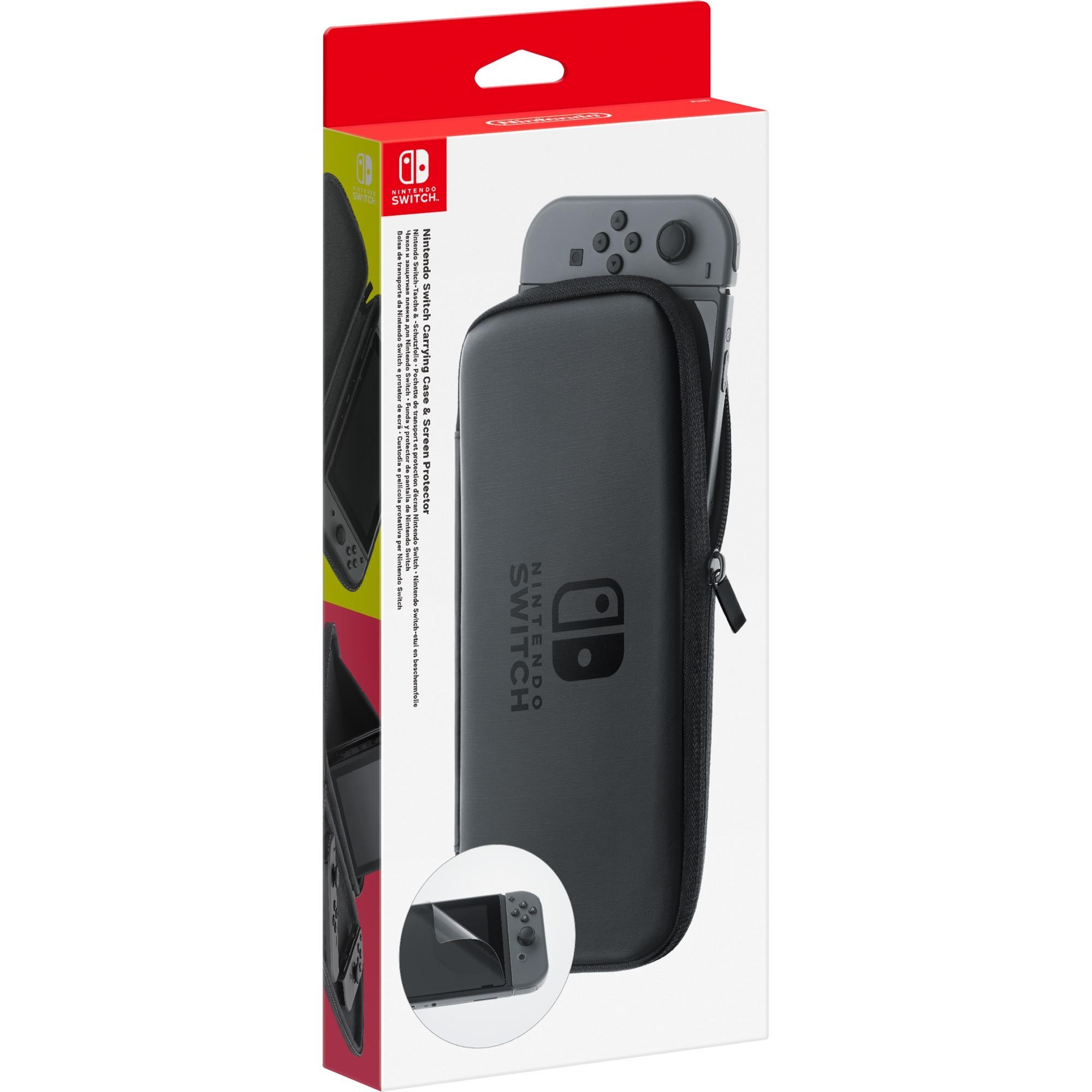 2510766 Funda Nintendo Gris funda para consola portátil, Bolsa