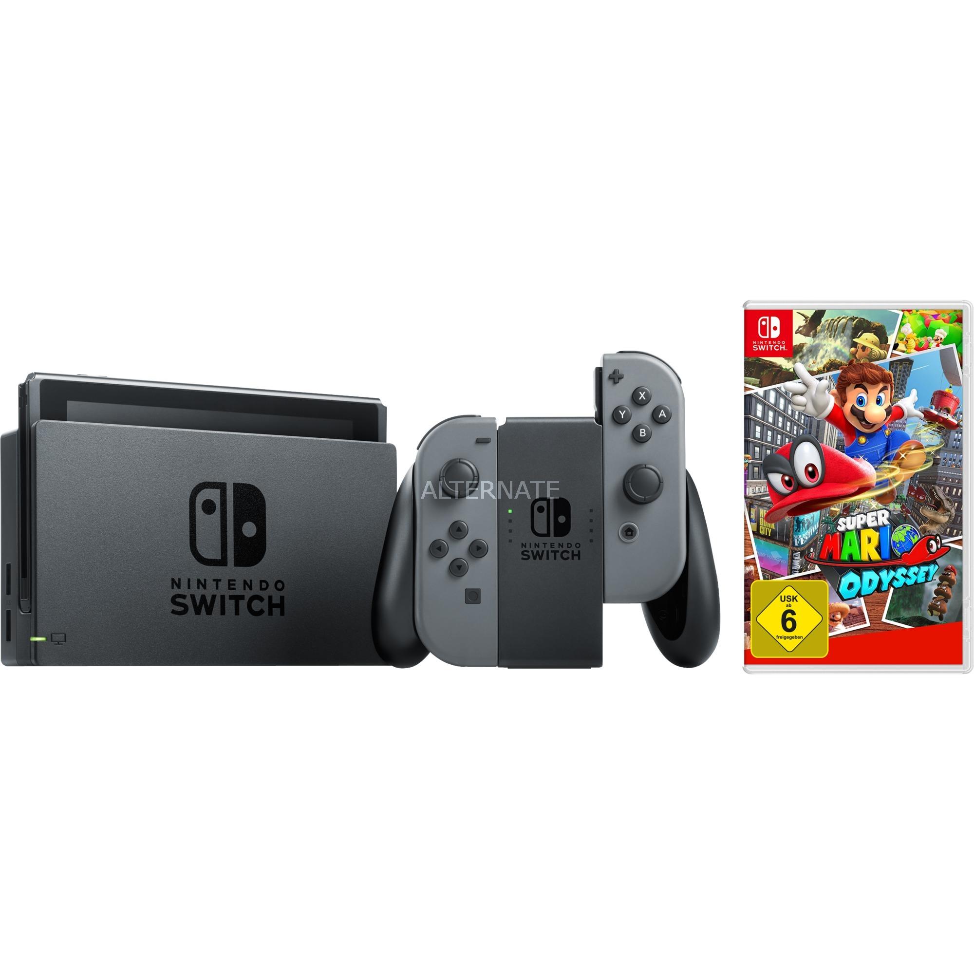 Switch, Videoconsola