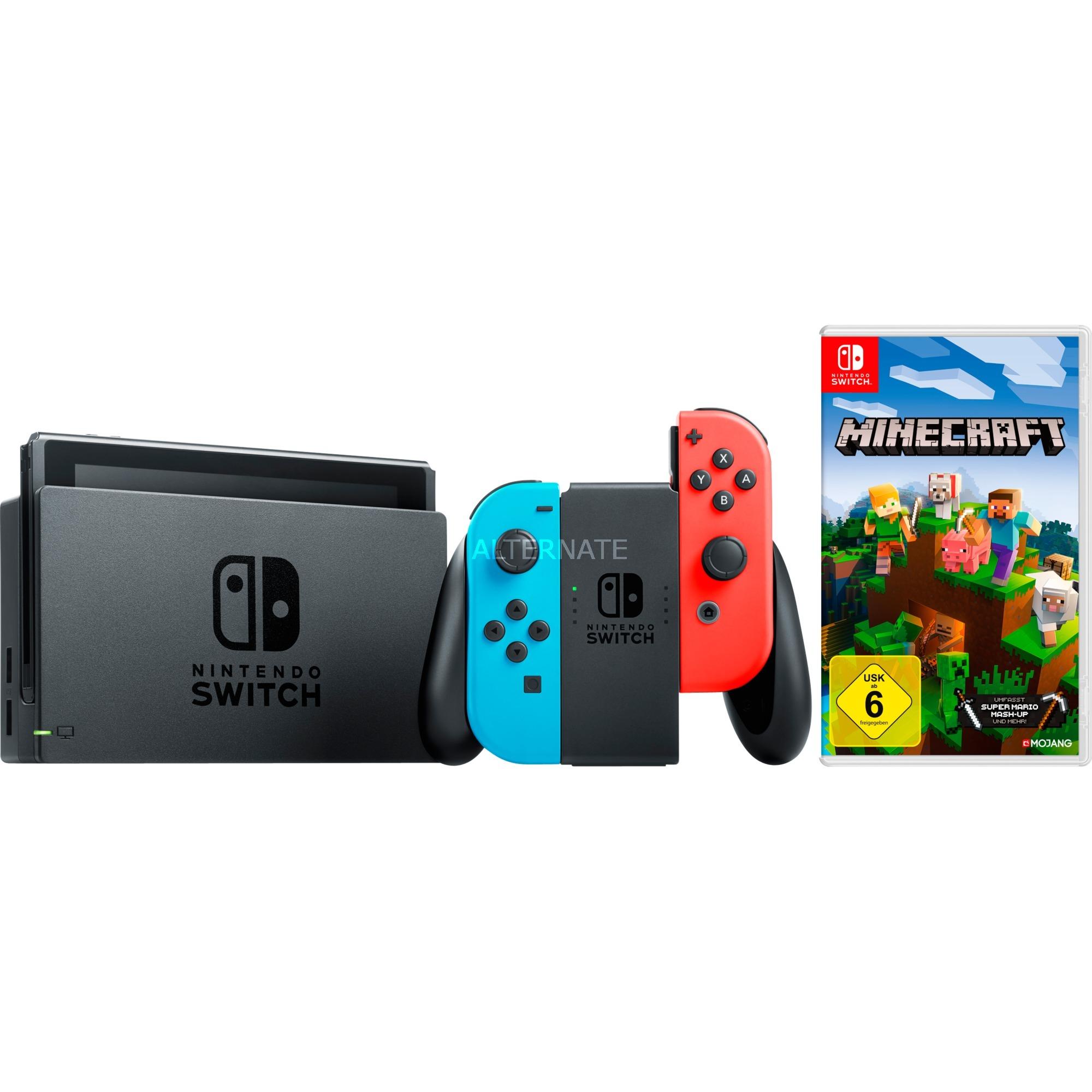 Switch + Minecraft: Nintendo Switch Edition, Videoconsola