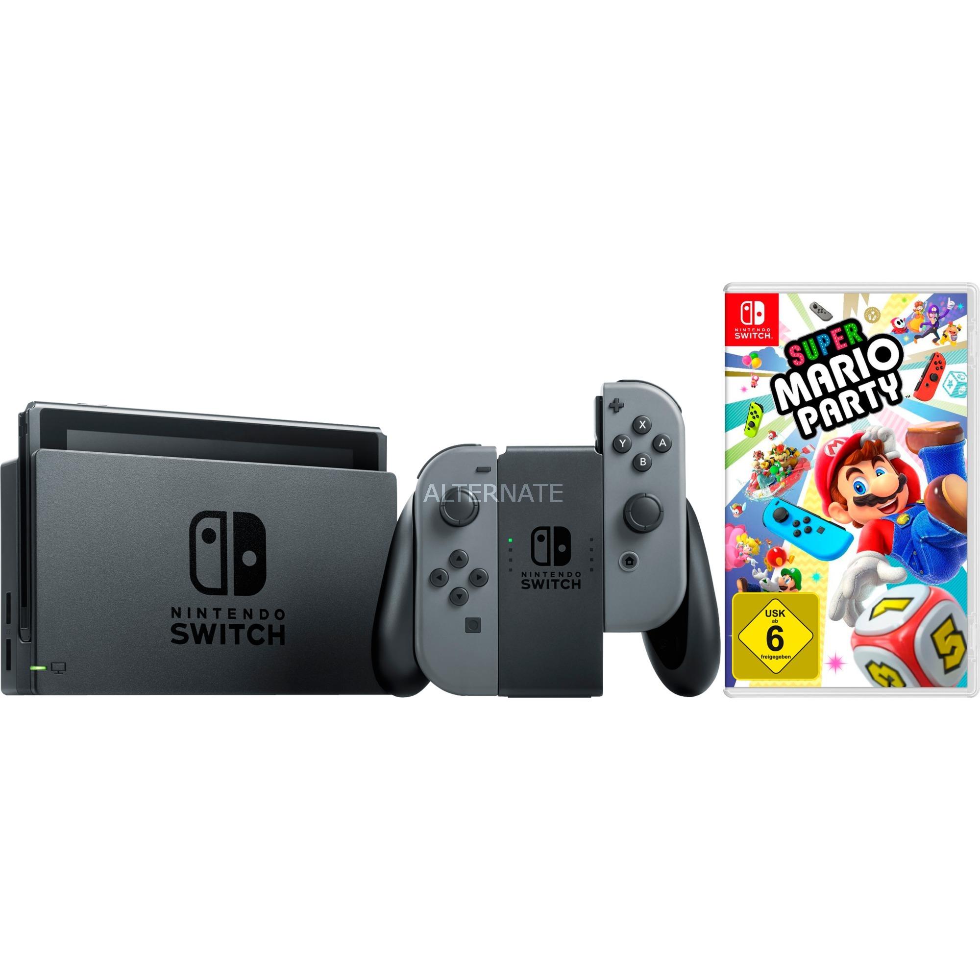 Switch + Super Mario Party, Videoconsola
