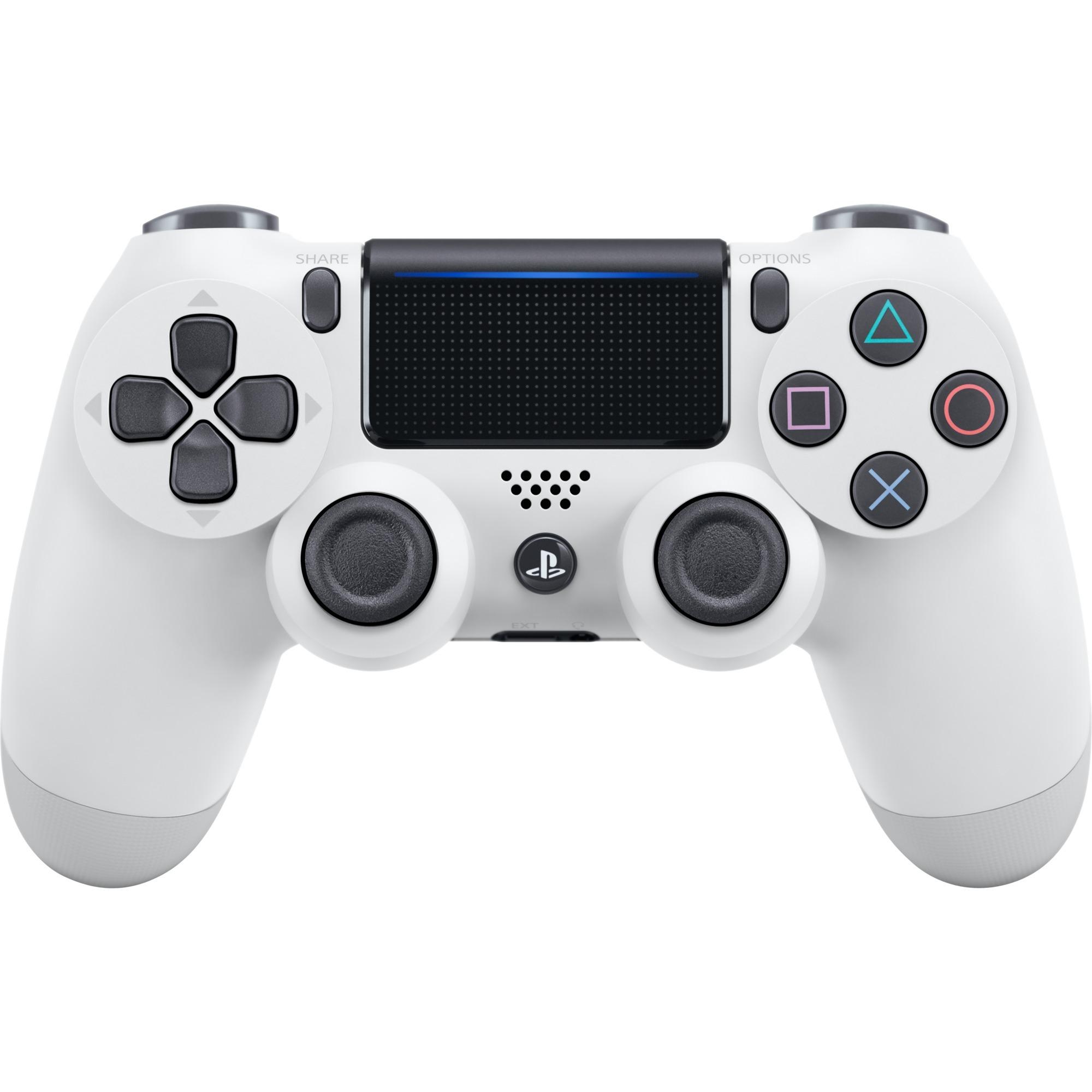 DualShock 4 Gamepad PlayStation 4 Blanco