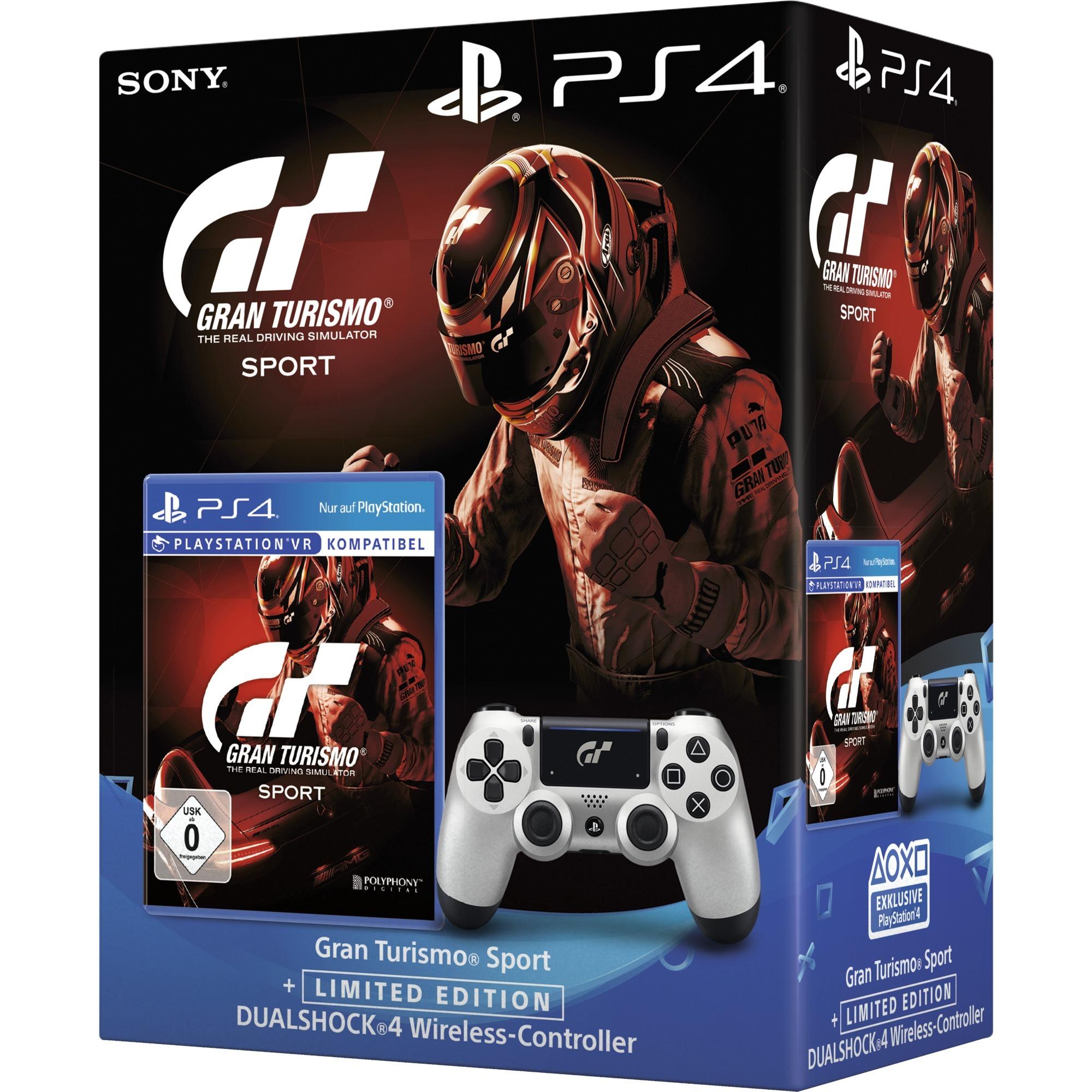 DualShock 4 Gamepad PlayStation 4 Gris