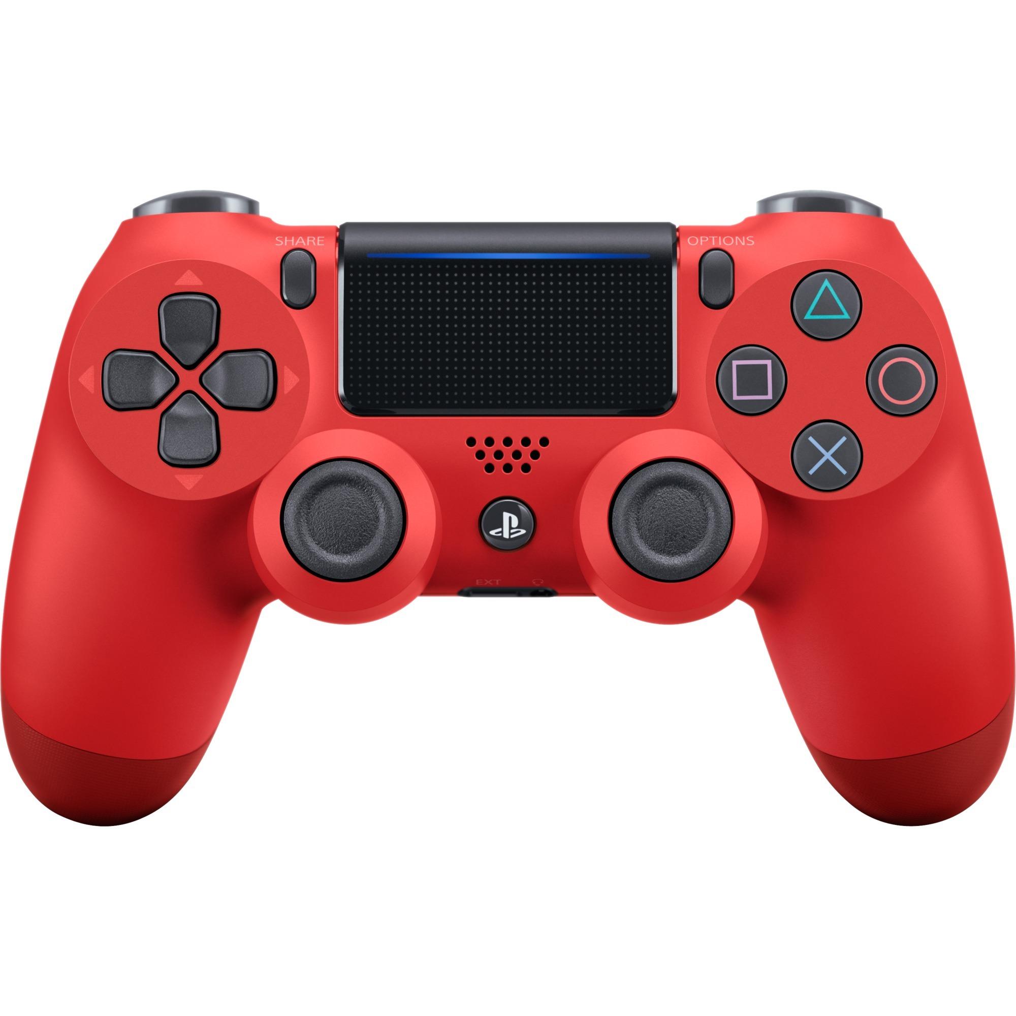 DualShock 4 Gamepad PlayStation 4 Rojo