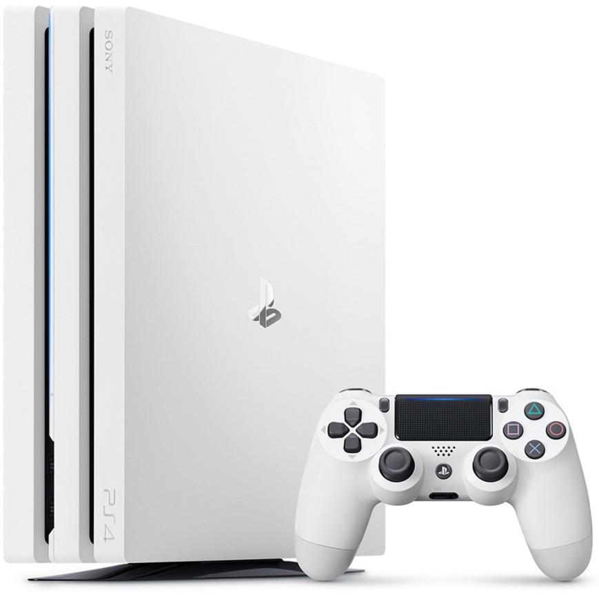 PlayStation 4 Pro 1000GB Wifi Blanco, Videoconsola