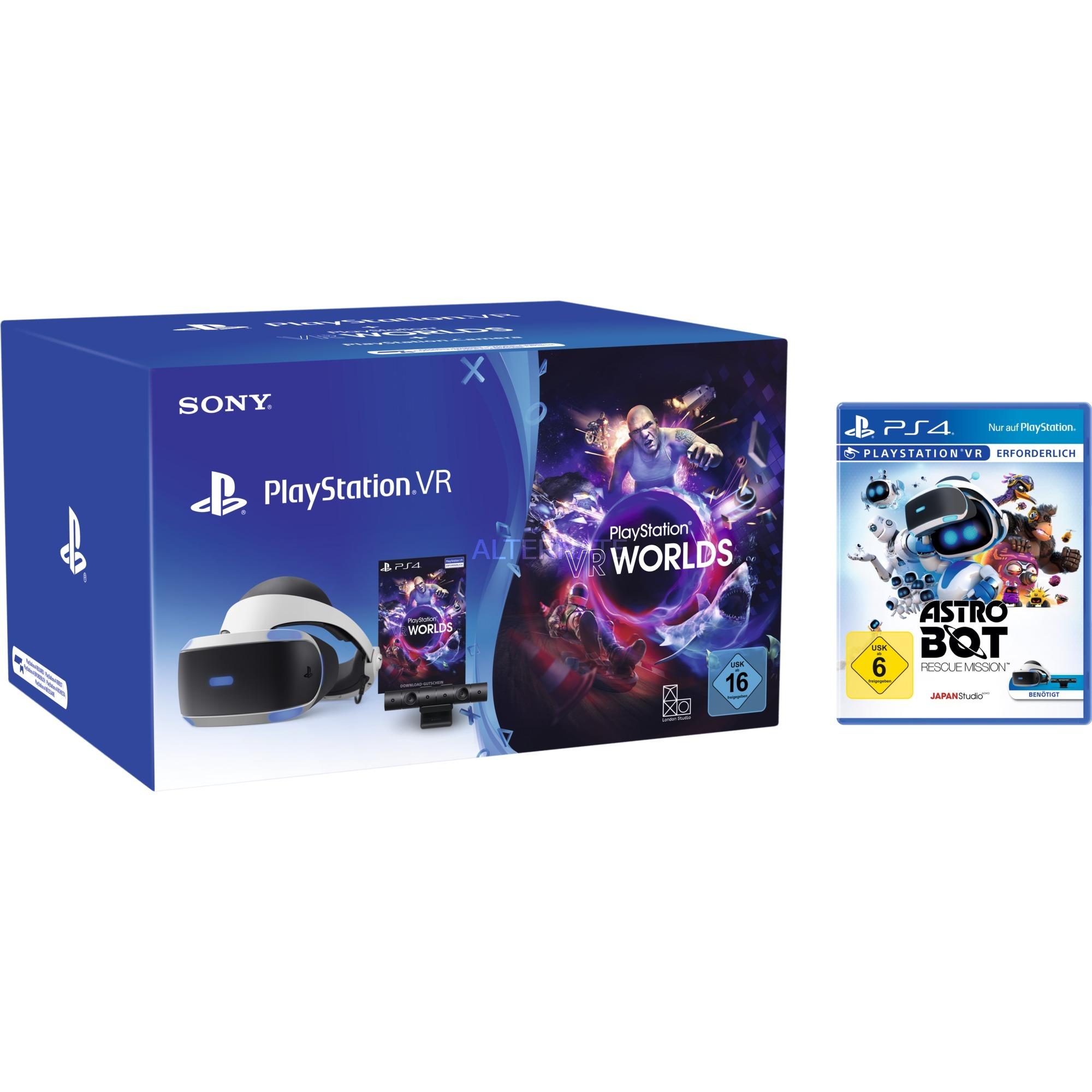 PlayStation VR, Gafas de Realidad Virtual (VR)