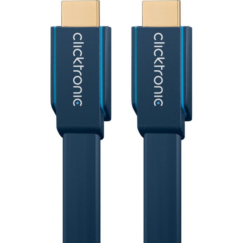 1m High Speed HDMI cable HDMI HDMI tipo A (Estándar) Azul