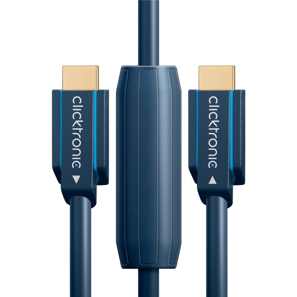 70089 adaptador de cable HDMI Azul