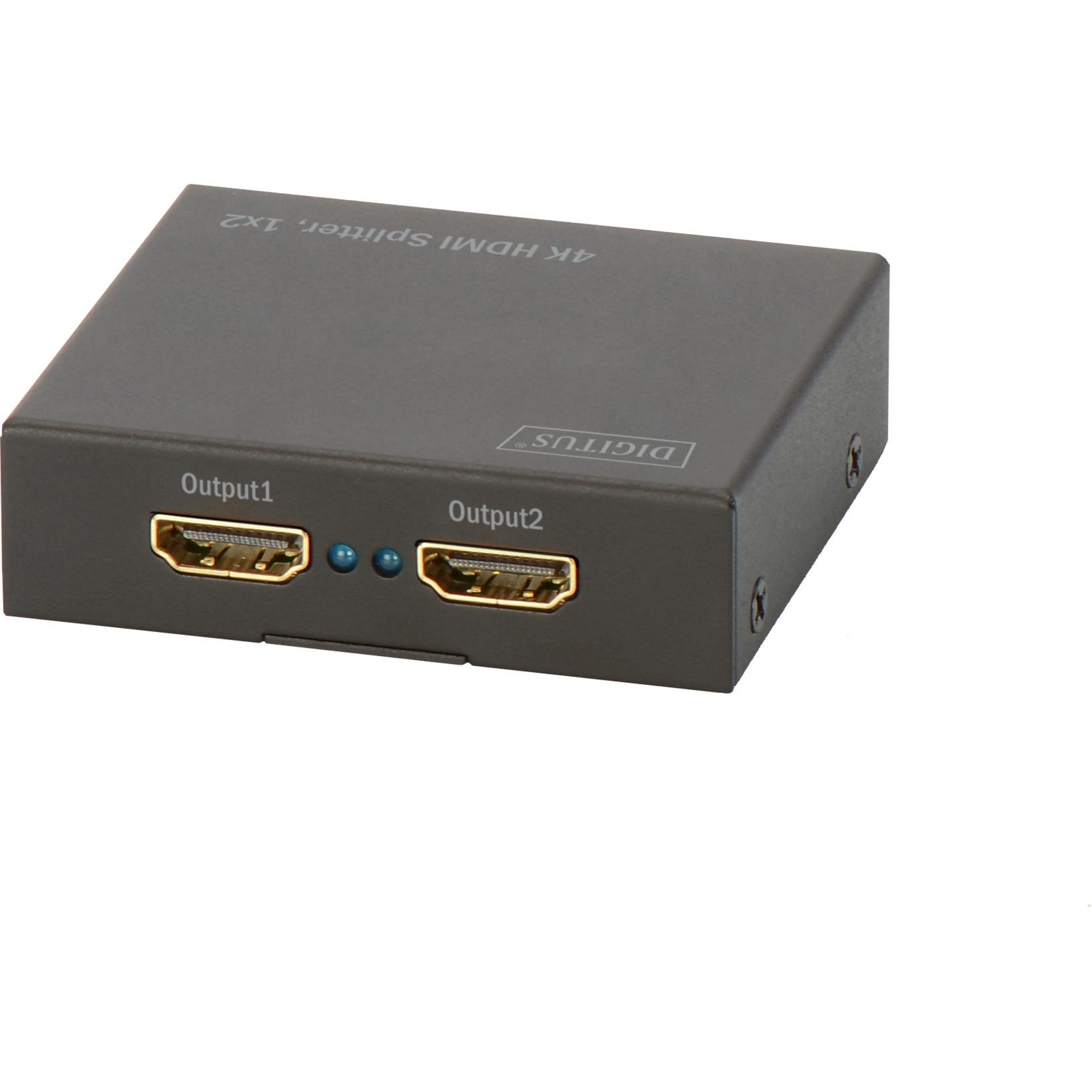 DS-46304 HDMI divisor de video, Divisores & Conmutadores