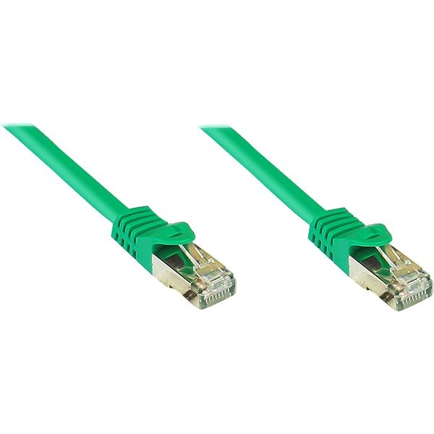 8070R-050G 5m Cat7 S/FTP (S-STP) Verde cable de red