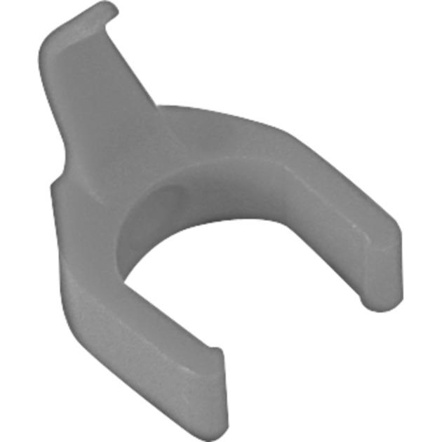 GM/PC Gris 50pieza(s) abrazadera para cable, Clip