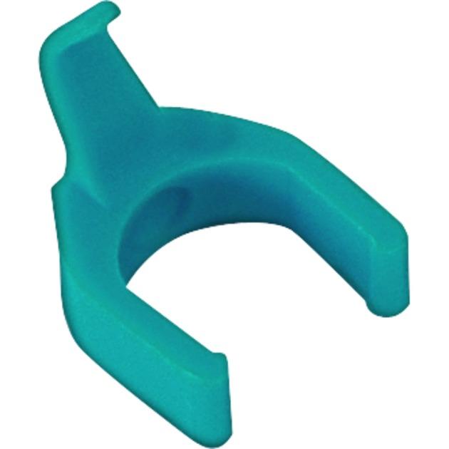 TU/PC Azul 50pieza(s) abrazadera para cable, Clip