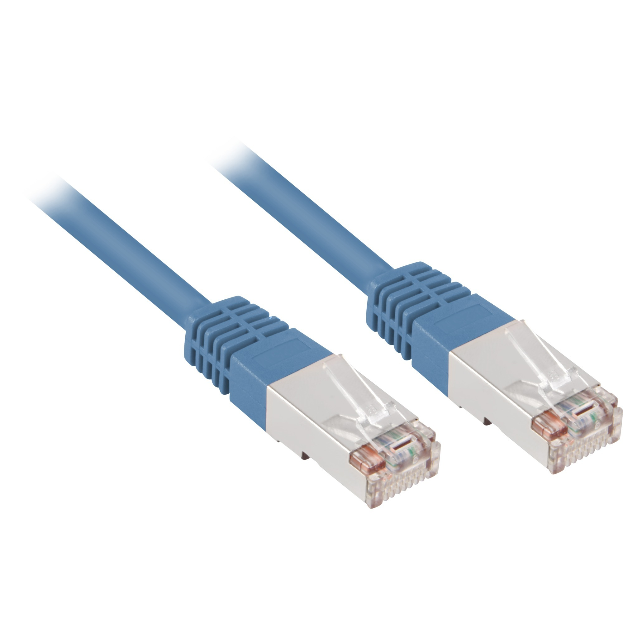 1.5m Cat.5e S/FTP cable de red 1,5 m Cat5e S/FTP (S-STP) Azul