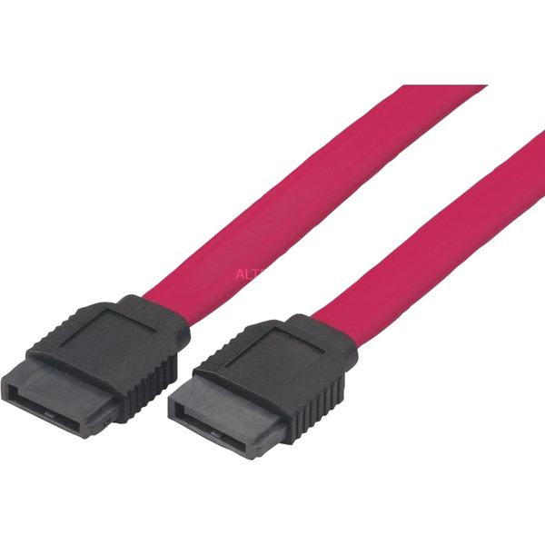 0.50m HDD SATA 0.50m Amarillo cable de SATA